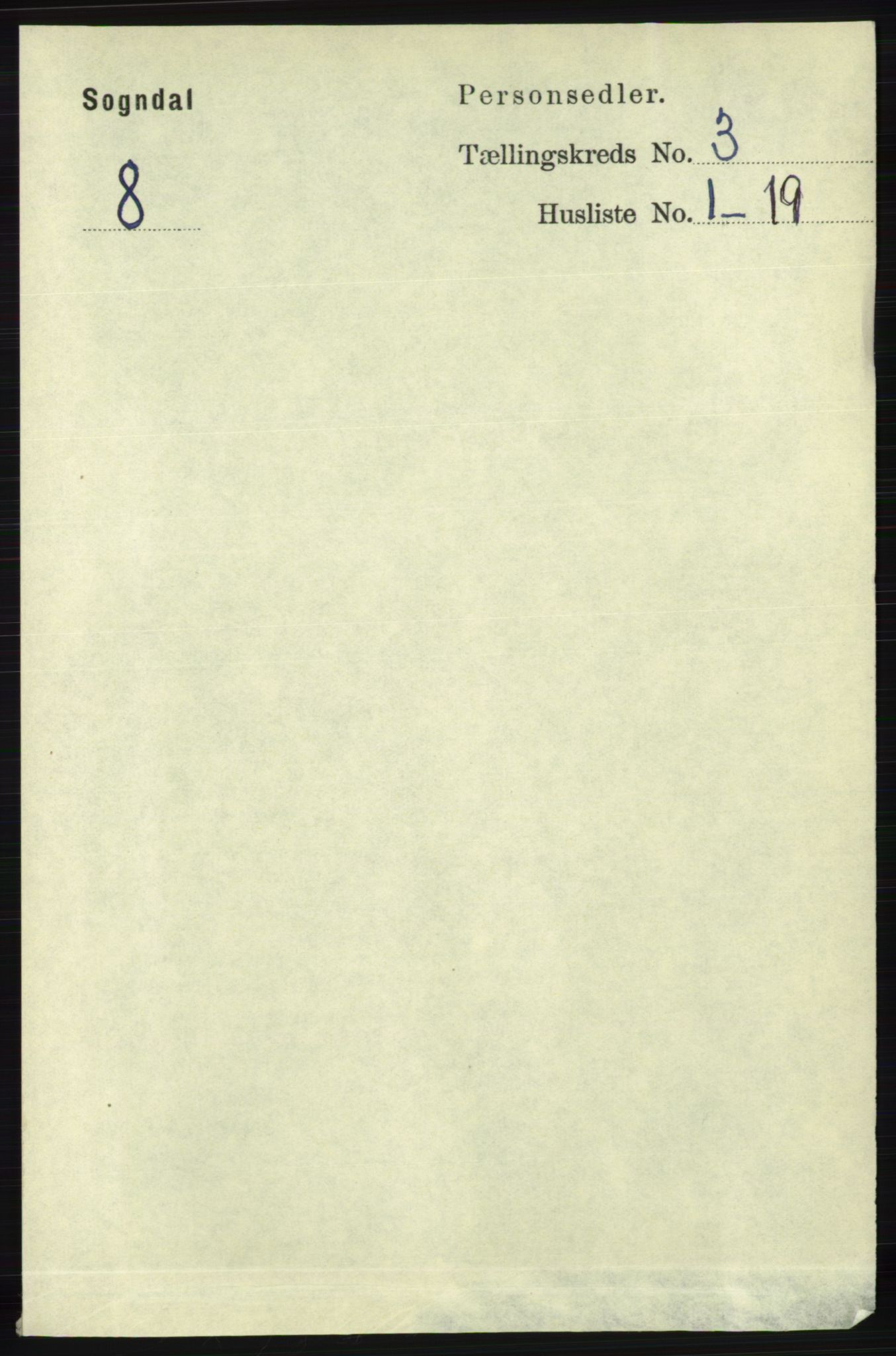 RA, Folketelling 1891 for 1111 Sokndal herred, 1891, s. 712