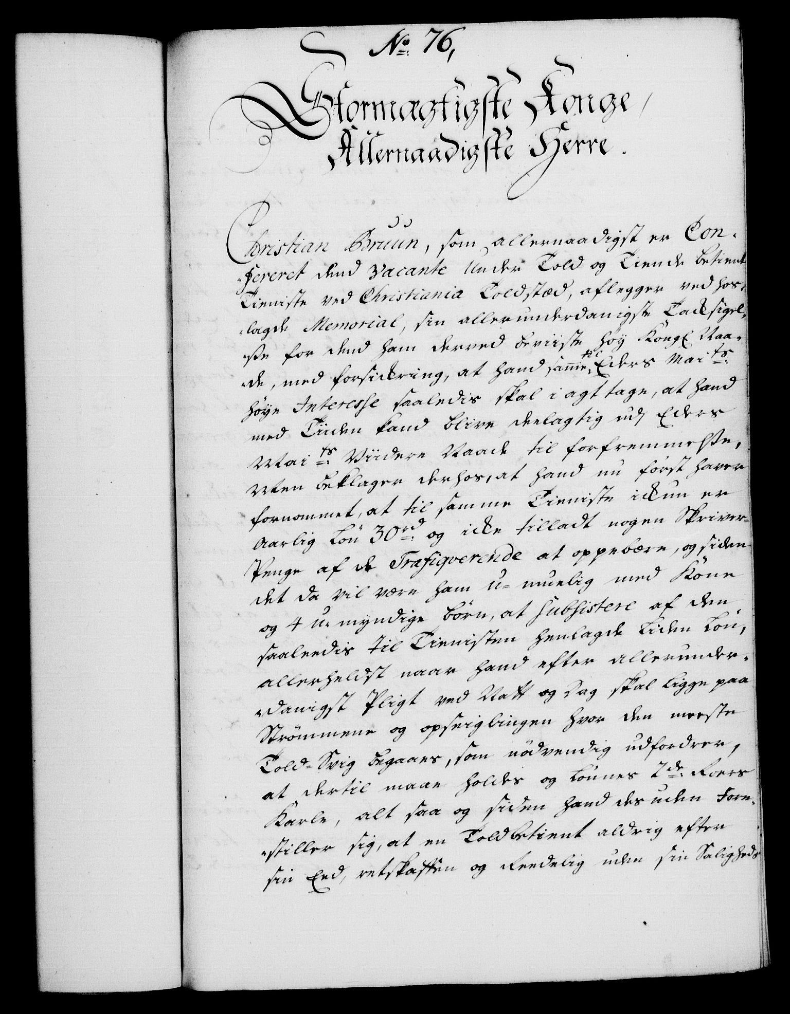 RA, Rentekammeret, Kammerkanselliet, G/Gf/Gfa/L0025: Norsk relasjons- og resolusjonsprotokoll (merket RK 52.25), 1742, s. 487