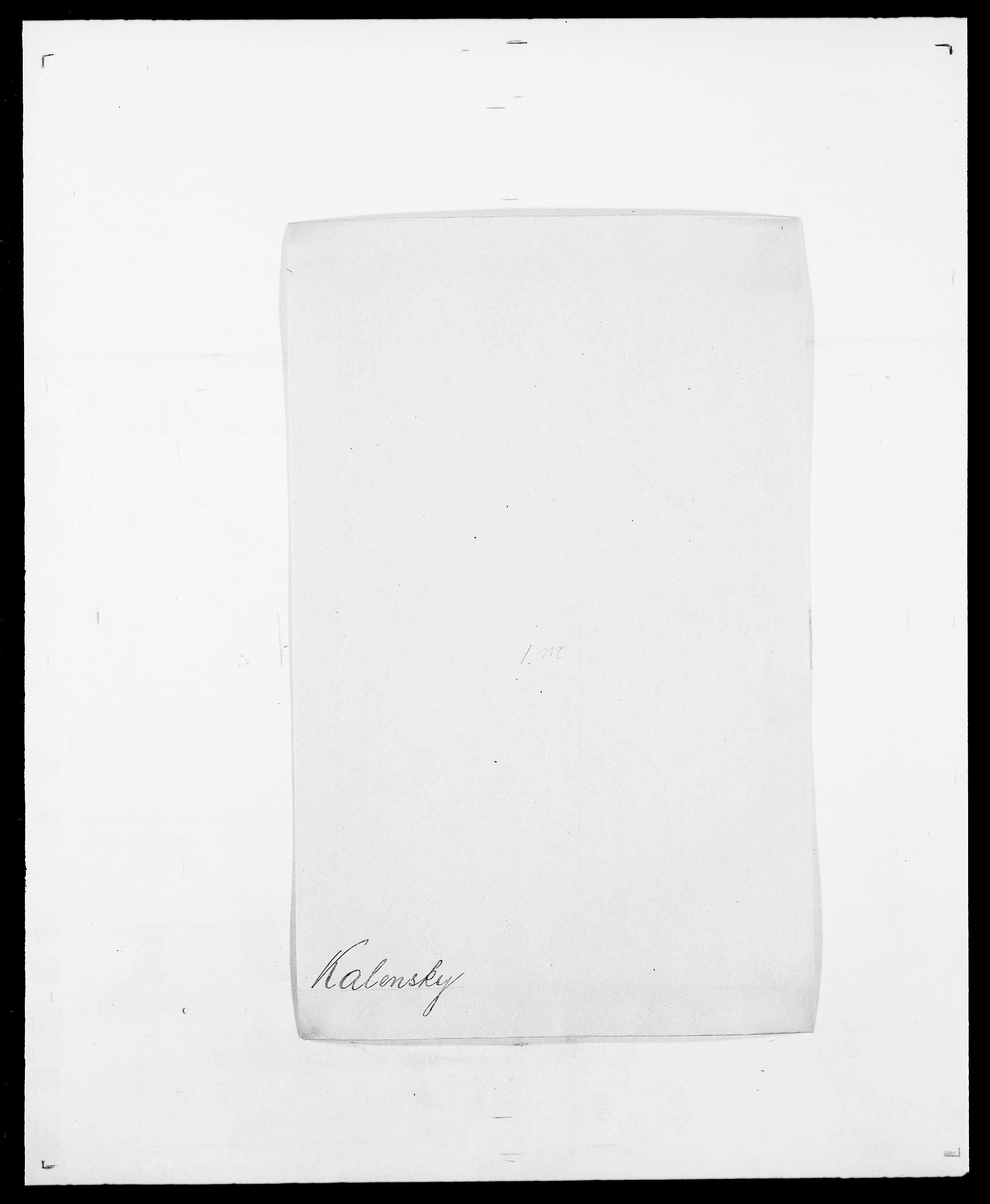 SAO, Delgobe, Charles Antoine - samling, D/Da/L0020: Irgens - Kjøsterud, s. 432