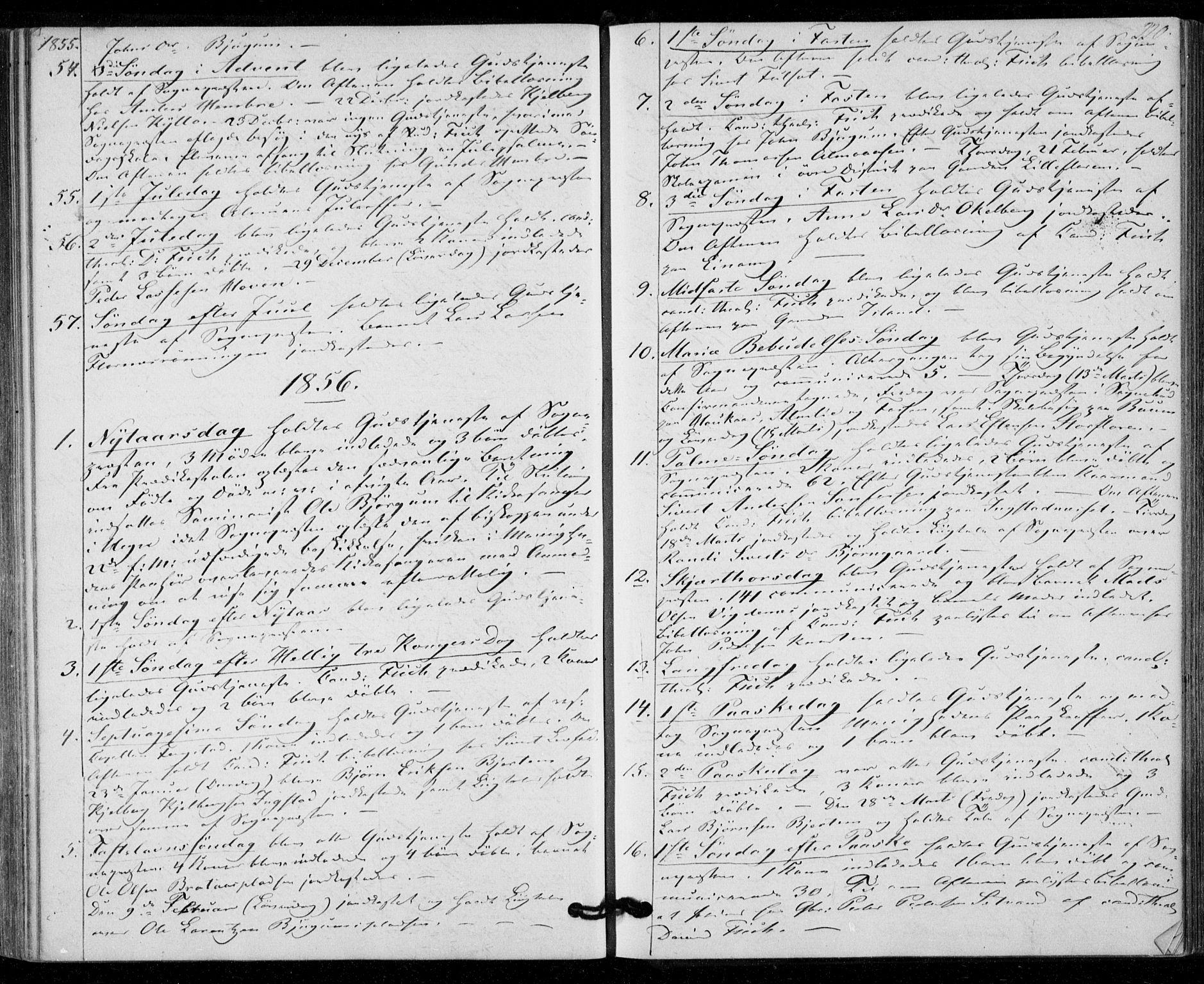 SAT, Ministerialprotokoller, klokkerbøker og fødselsregistre - Nord-Trøndelag, 703/L0028: Ministerialbok nr. 703A01, 1850-1862, s. 220