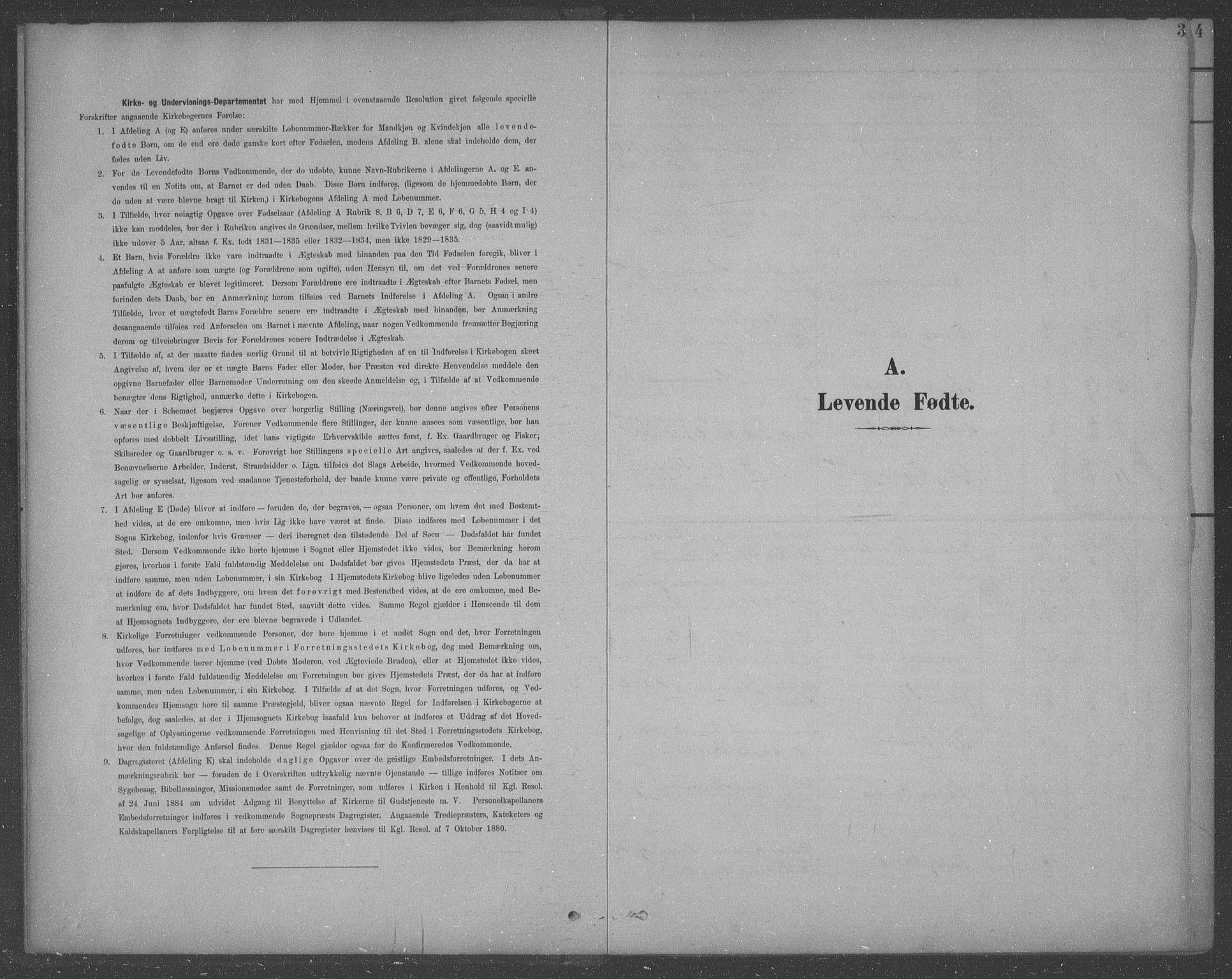 SAO, Aremark prestekontor Kirkebøker, F/Fb/L0005: Ministerialbok nr. II 5, 1895-1919, s. 3