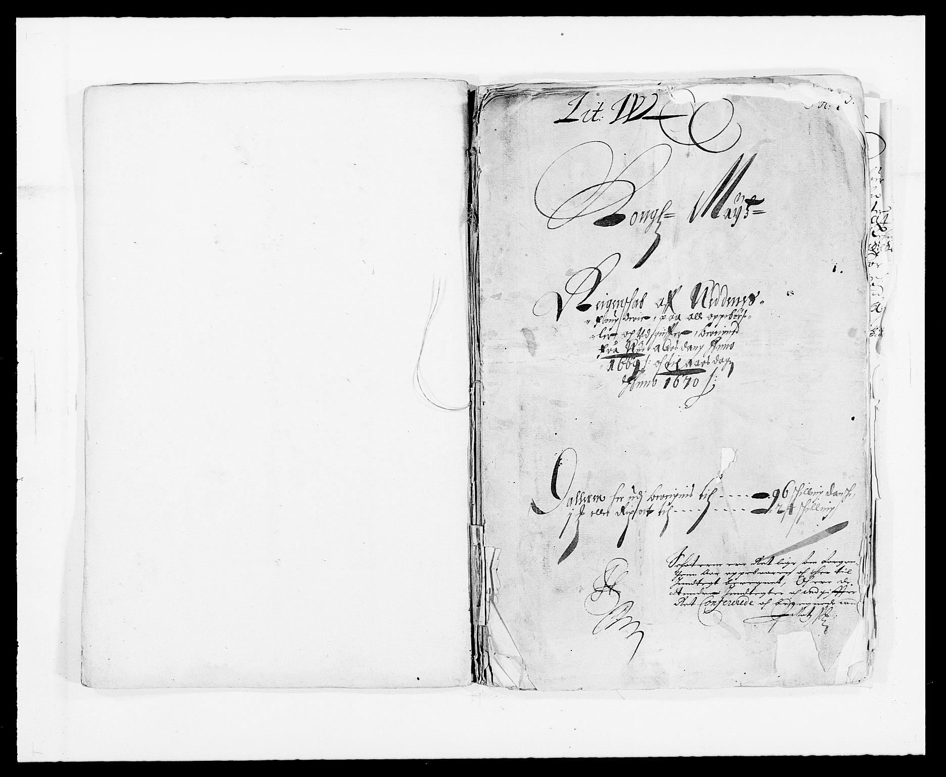RA, Rentekammeret inntil 1814, Reviderte regnskaper, Fogderegnskap, R39/L2297: Fogderegnskap Nedenes, 1667-1669, s. 297