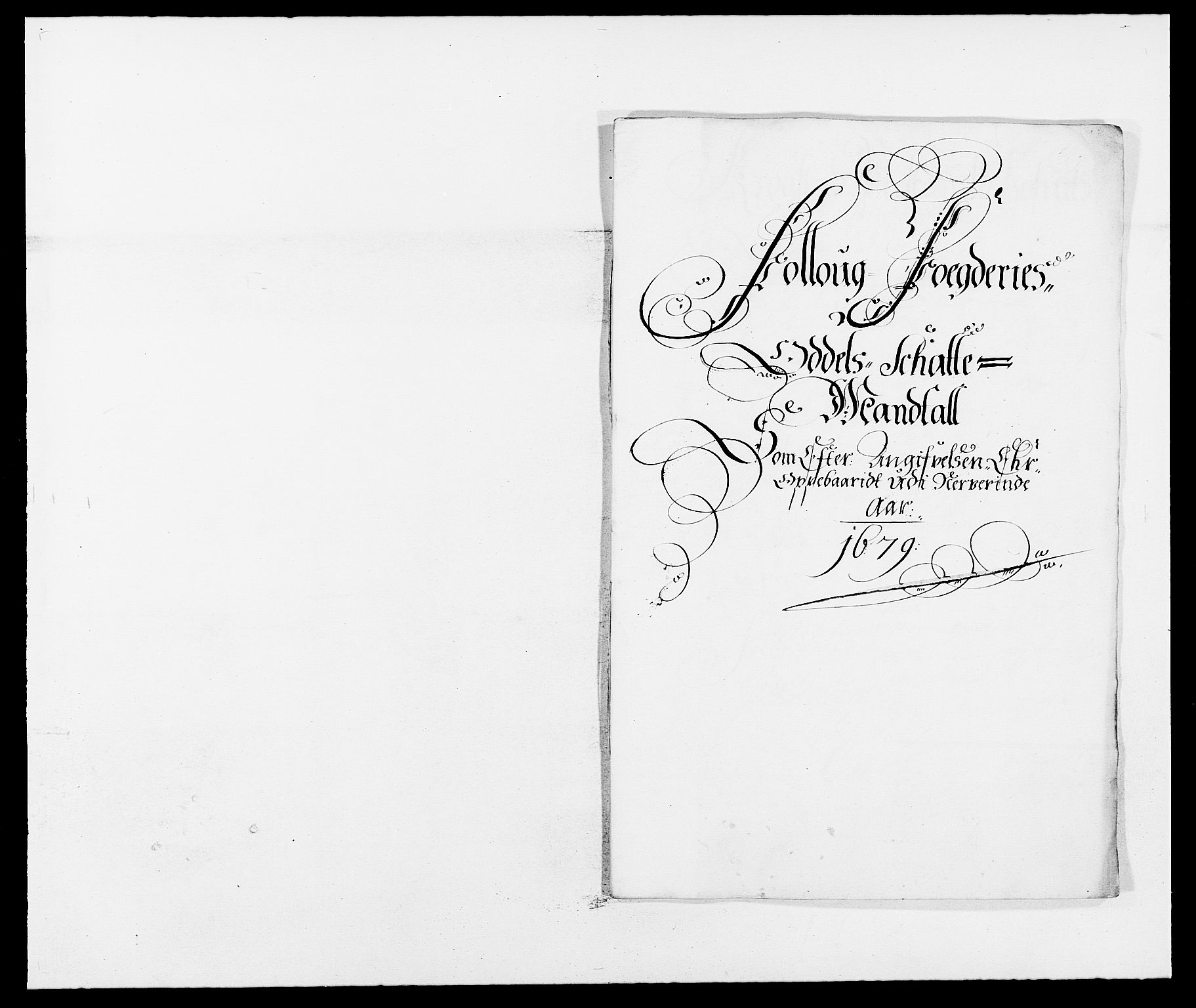 RA, Rentekammeret inntil 1814, Reviderte regnskaper, Fogderegnskap, R09/L0428: Fogderegnskap Follo, 1679, s. 138