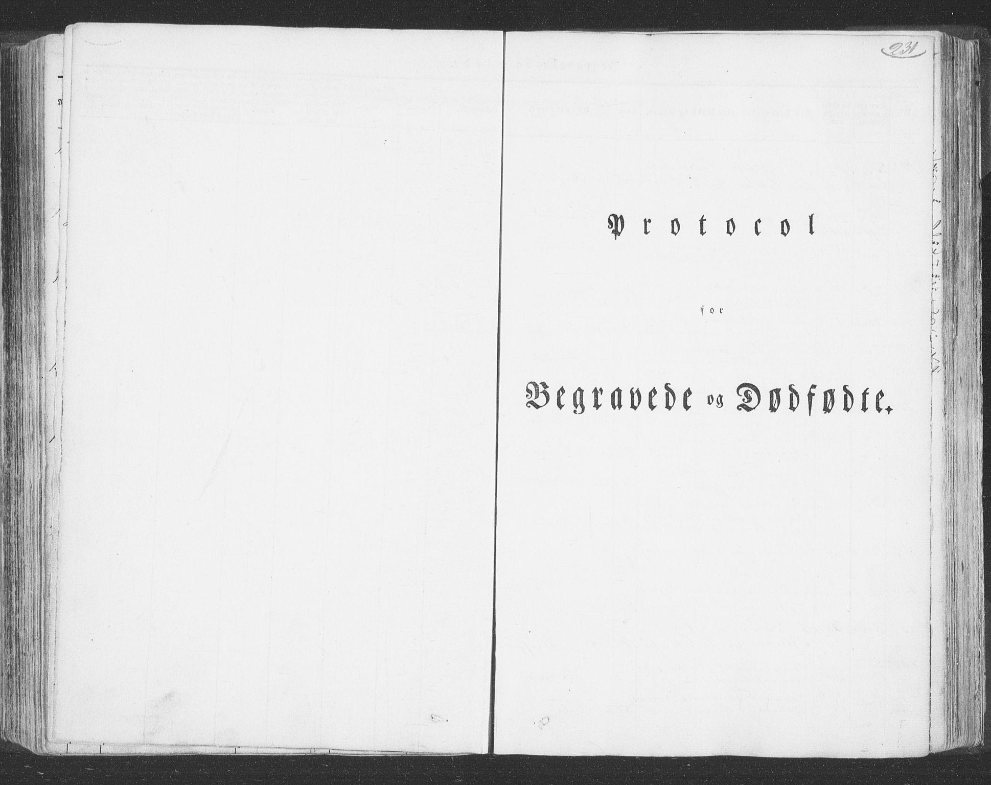 SATØ, Talvik sokneprestkontor, H/Ha/L0009kirke: Ministerialbok nr. 9, 1837-1852, s. 231