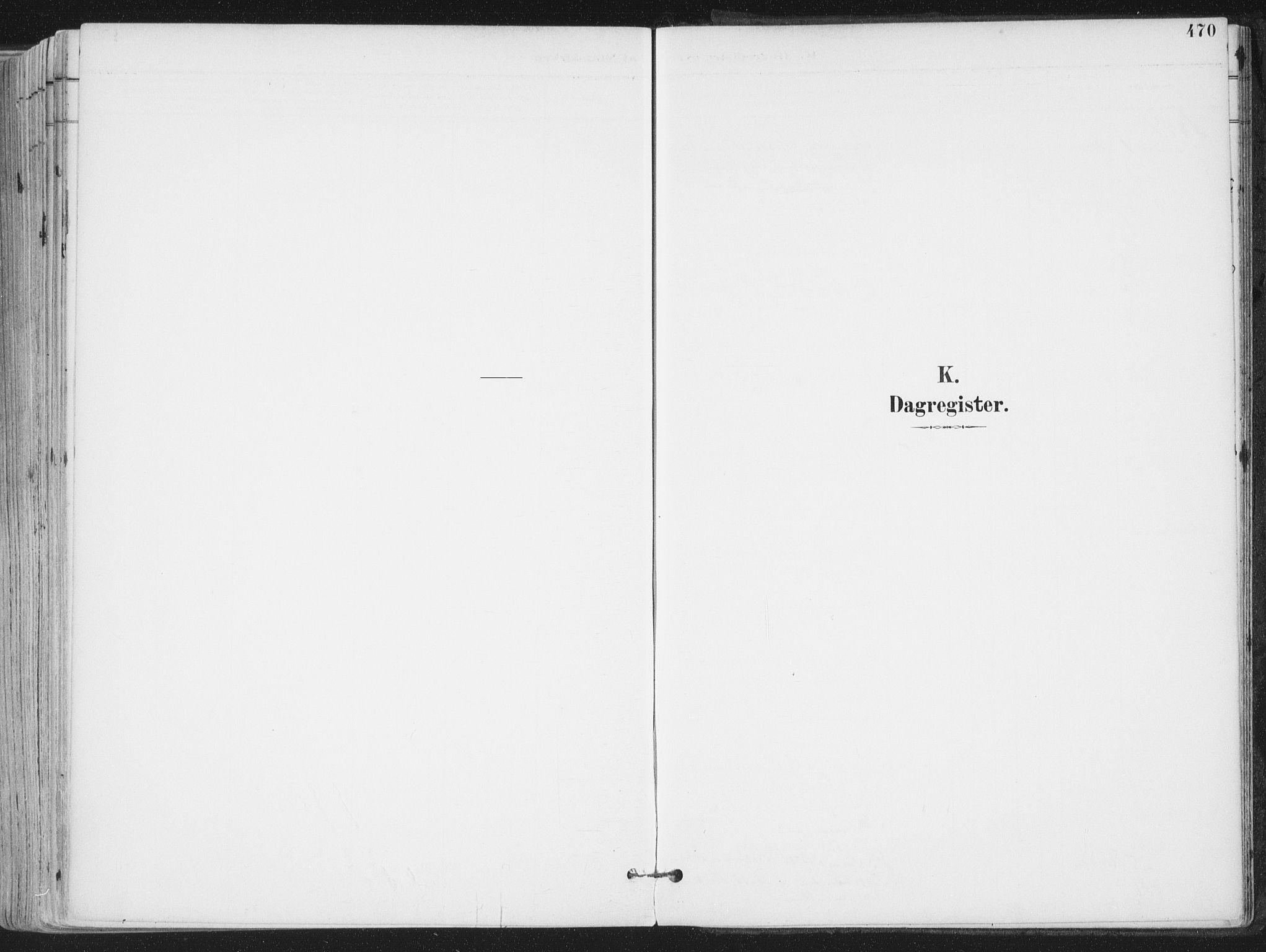 SAT, Ministerialprotokoller, klokkerbøker og fødselsregistre - Nordland, 802/L0055: Ministerialbok nr. 802A02, 1894-1915, s. 470