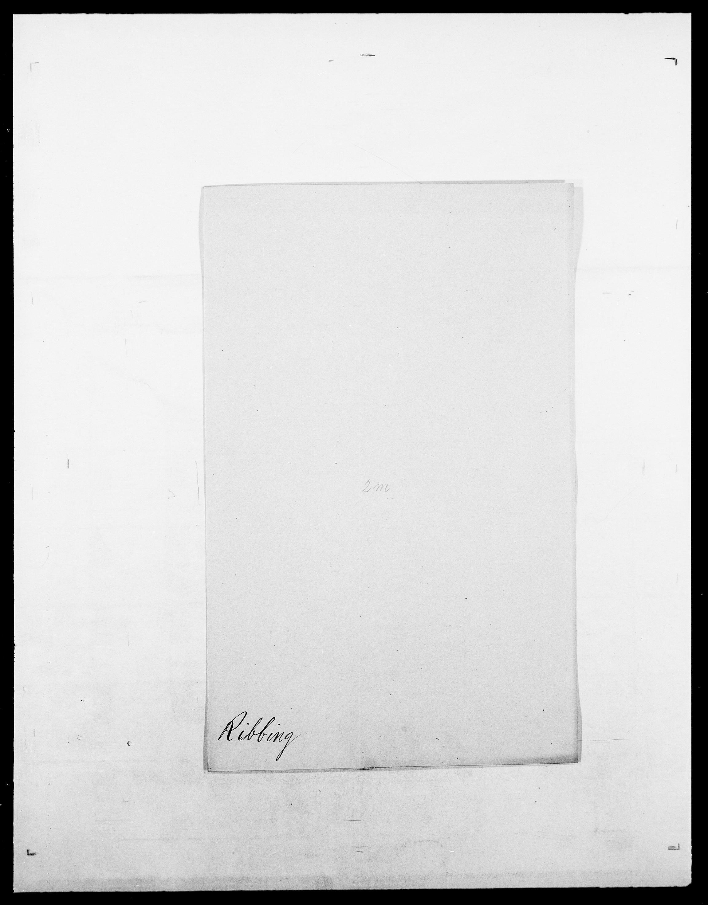 SAO, Delgobe, Charles Antoine - samling, D/Da/L0032: Rabakovsky - Rivertz, s. 512