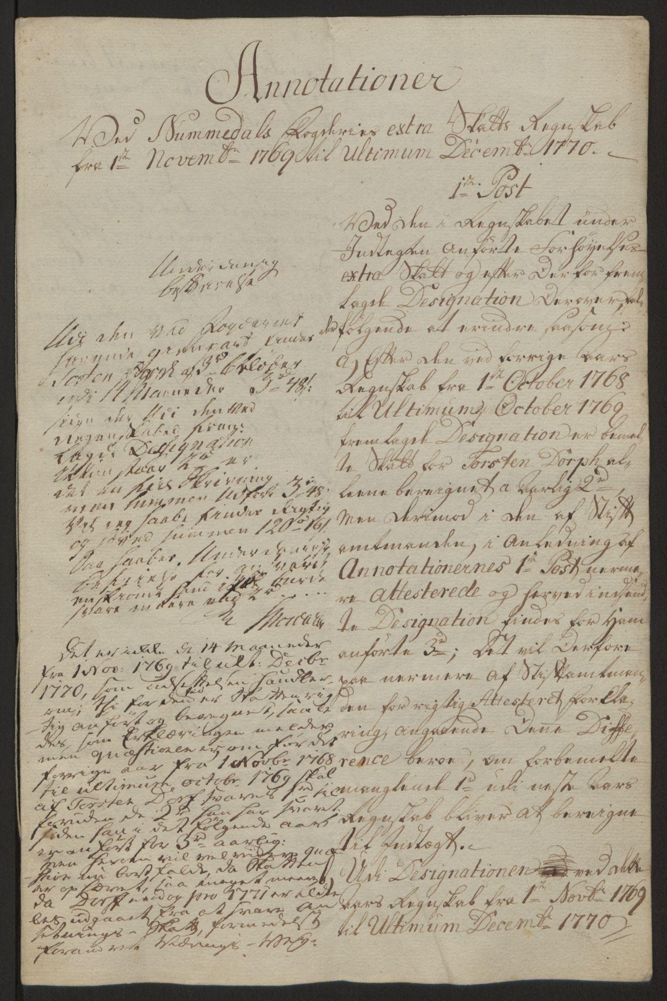 RA, Rentekammeret inntil 1814, Reviderte regnskaper, Fogderegnskap, R64/L4502: Ekstraskatten Namdal, 1762-1772, s. 446
