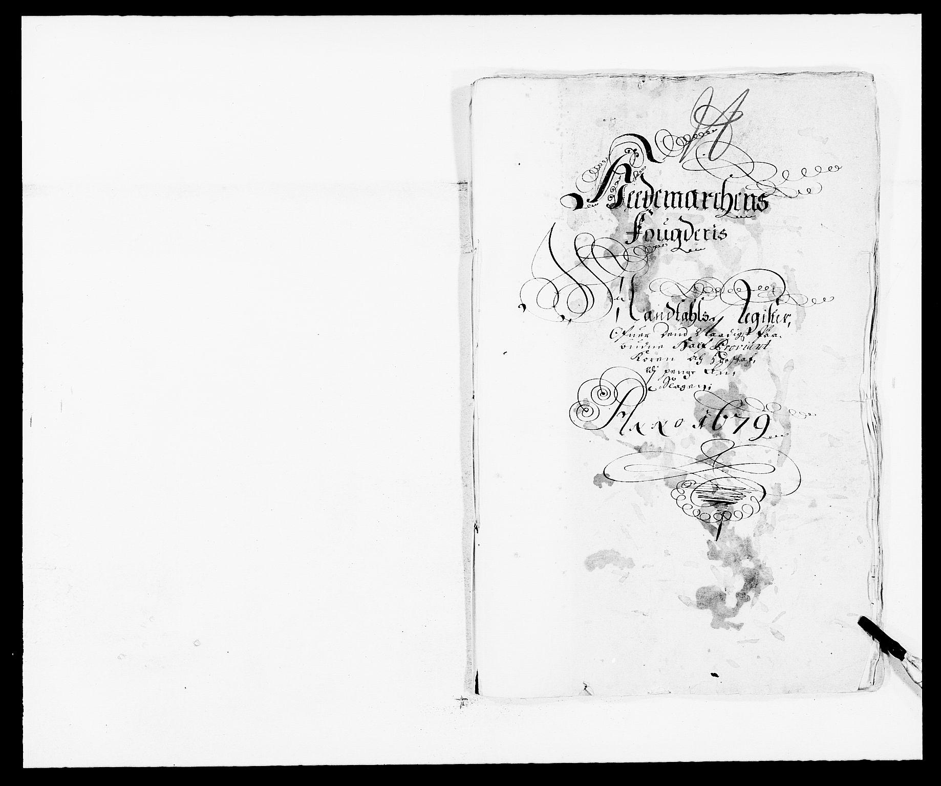 RA, Rentekammeret inntil 1814, Reviderte regnskaper, Fogderegnskap, R16/L1018: Fogderegnskap Hedmark, 1678-1679, s. 231