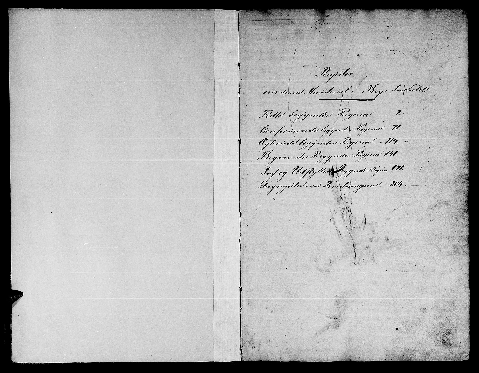 SAT, Ministerialprotokoller, klokkerbøker og fødselsregistre - Sør-Trøndelag, 606/L0309: Klokkerbok nr. 606C05, 1841-1849, s. 1