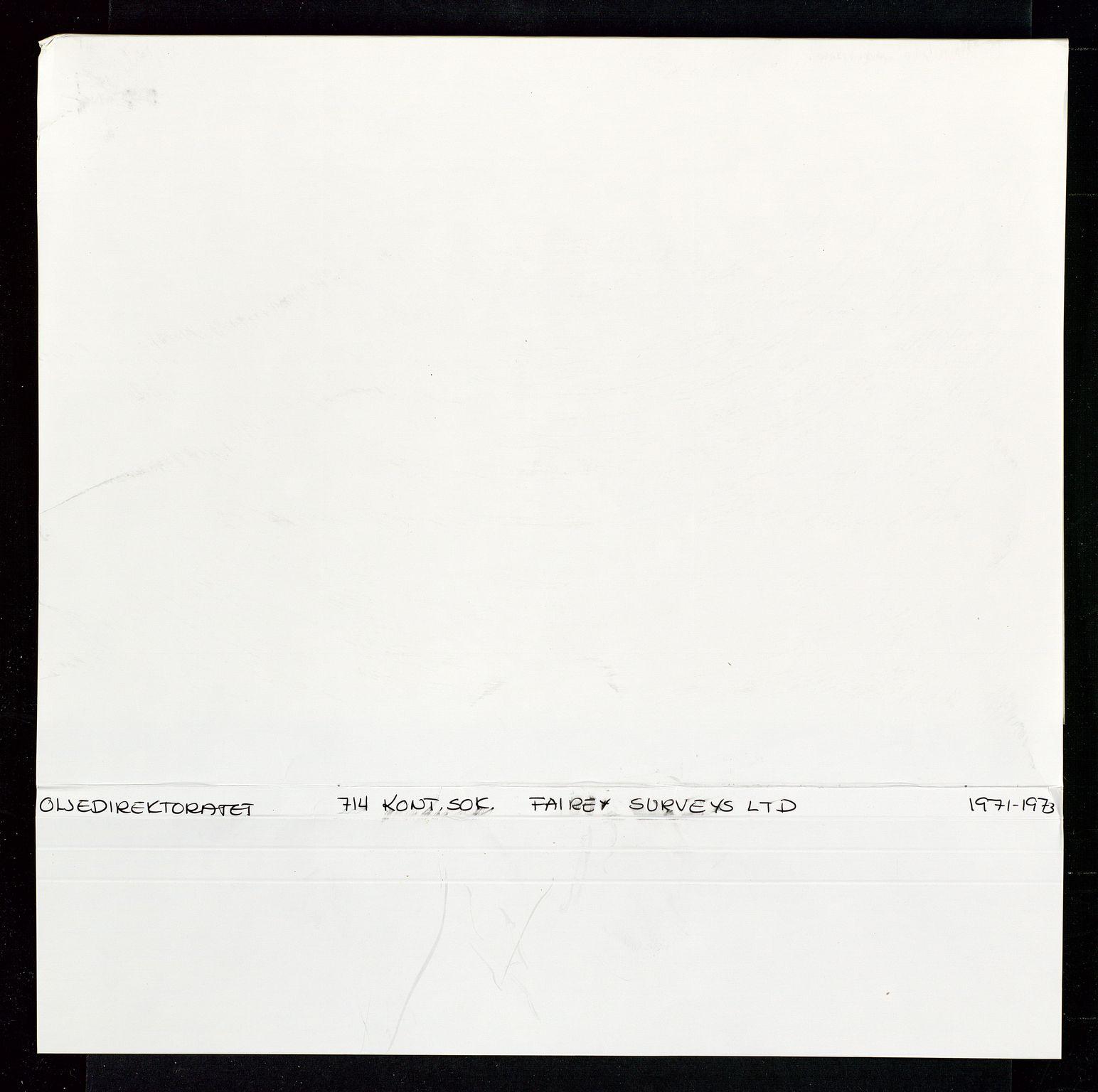 SAST, Industridepartementet, Oljekontoret, Da/L0006:  Arkivnøkkel 714 Vitenskapelige undersøkelser, 1963-1973, s. 774