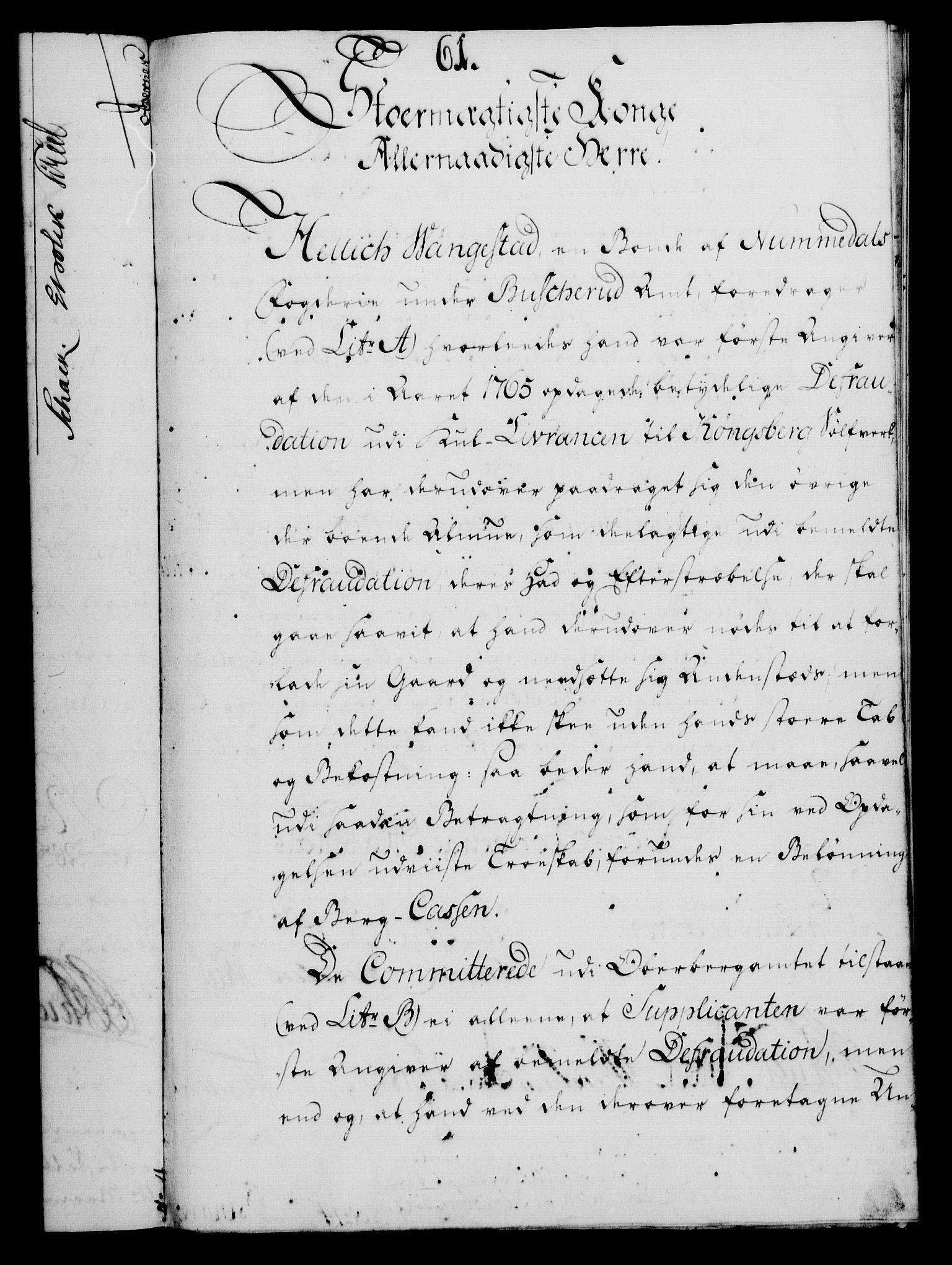 RA, Rentekammeret, Kammerkanselliet, G/Gf/Gfa/L0051: Norsk relasjons- og resolusjonsprotokoll (merket RK 52.51), 1769, s. 281