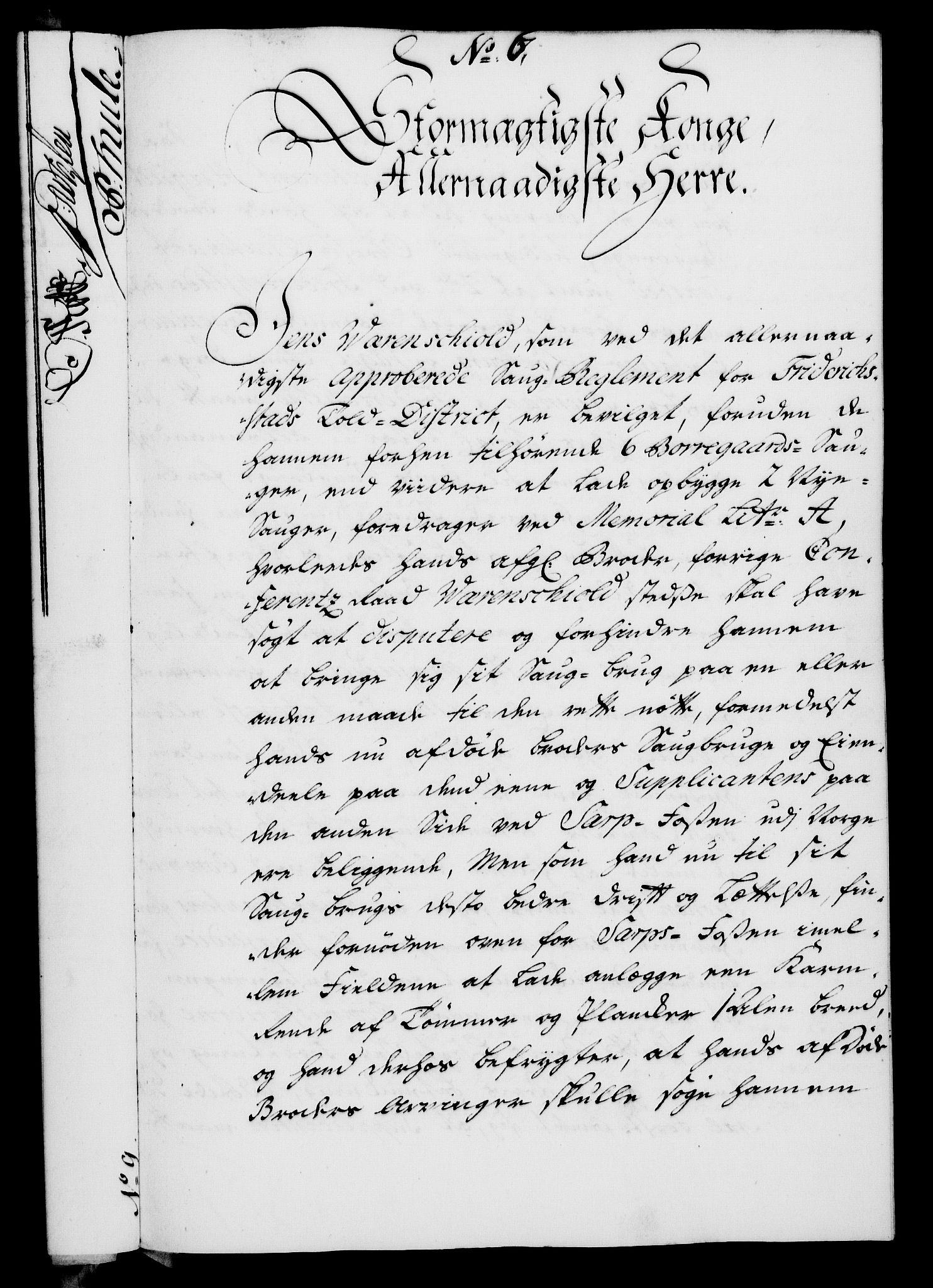 RA, Rentekammeret, Kammerkanselliet, G/Gf/Gfa/L0026: Norsk relasjons- og resolusjonsprotokoll (merket RK 52.26), 1743, s. 63