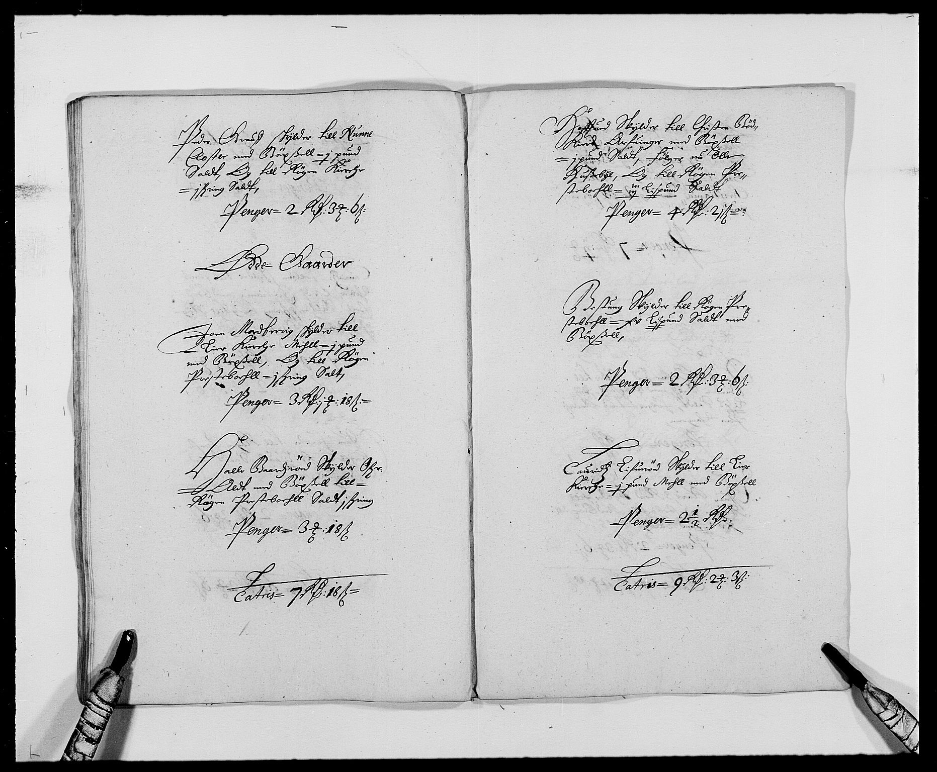 RA, Rentekammeret inntil 1814, Reviderte regnskaper, Fogderegnskap, R29/L1691: Fogderegnskap Hurum og Røyken, 1678-1681, s. 376