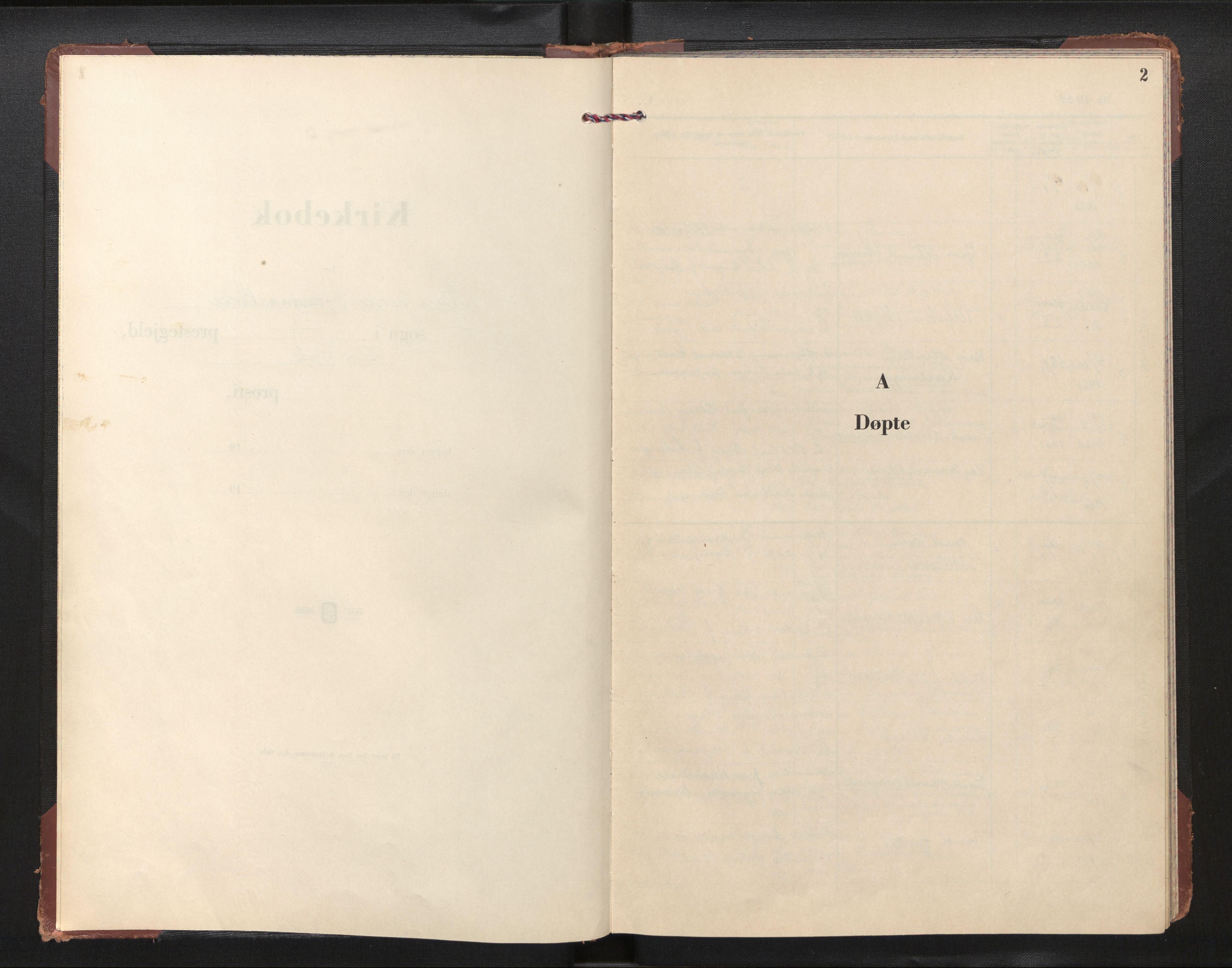 SAB, Privatarkiv 110 - Den norske sjømannsmisjon i utlandet/New York, H/Ha/L0012: Ministerialbok nr. A 12, 1958-1963, s. 1b-2a