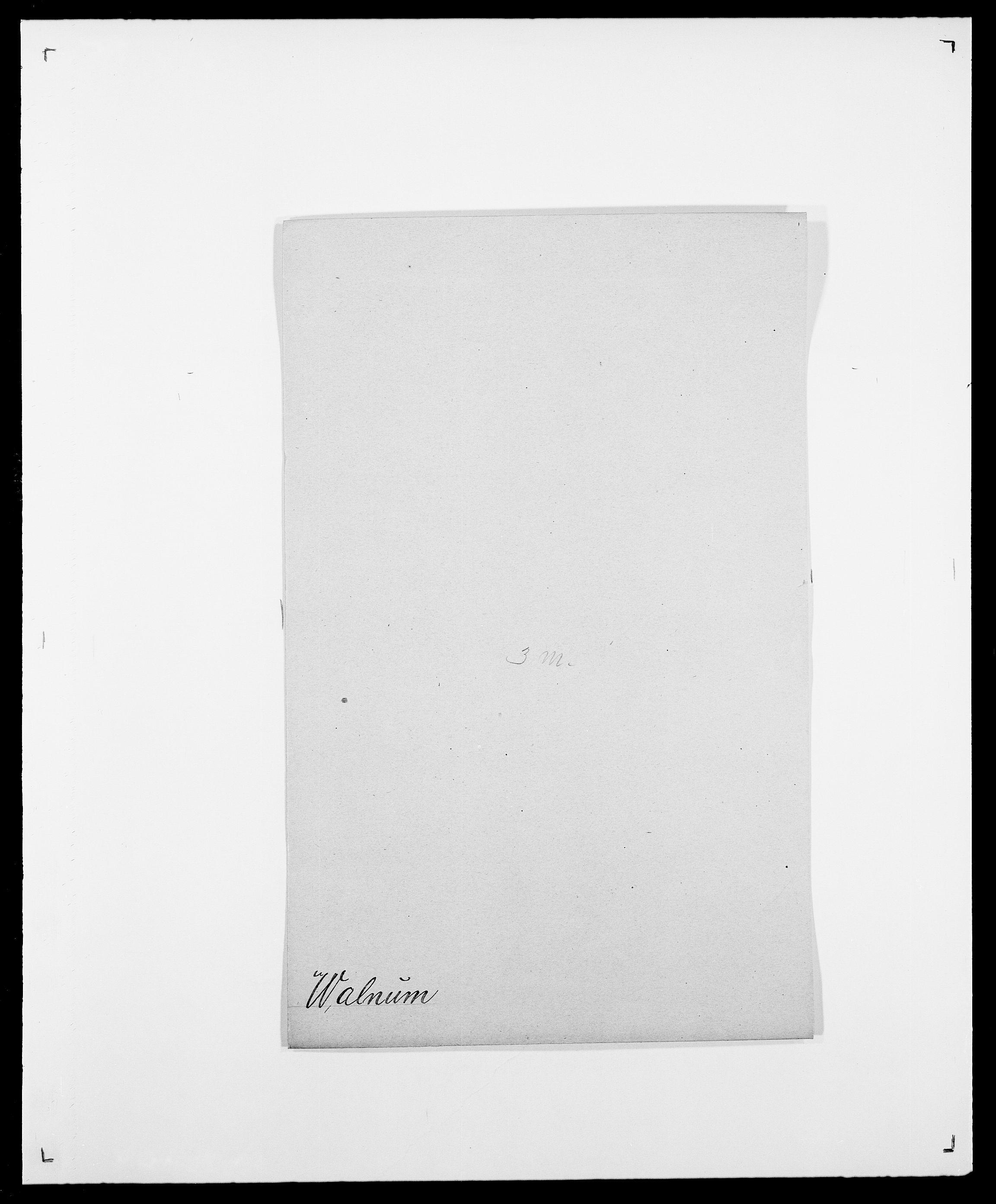 SAO, Delgobe, Charles Antoine - samling, D/Da/L0040: Usgaard - Velund, s. 210