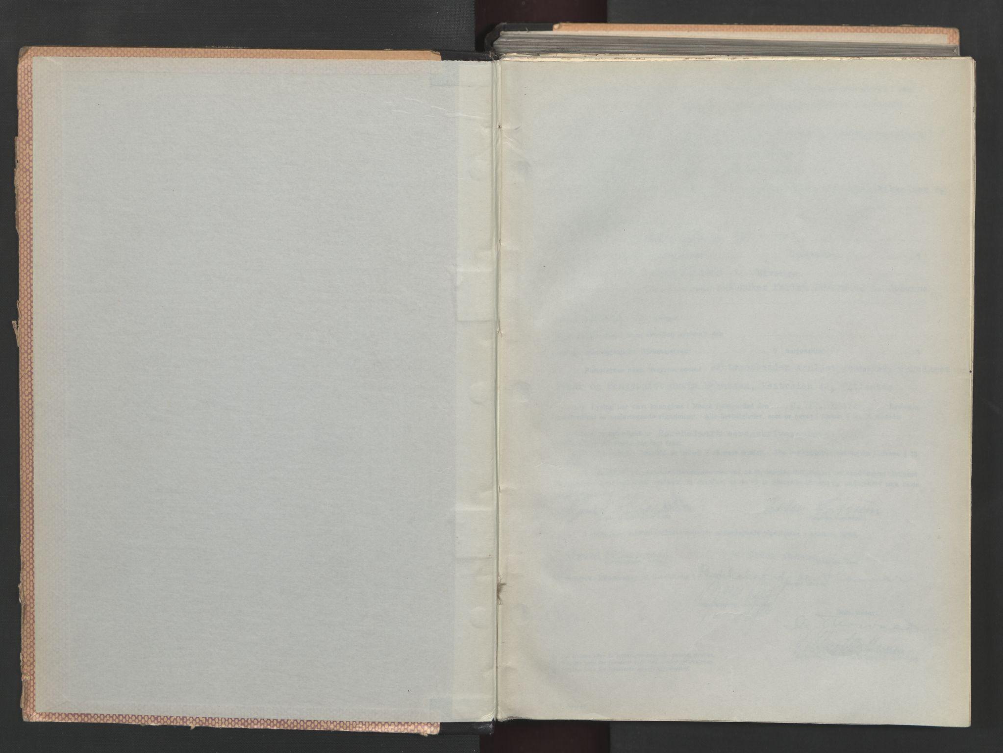SAO, Aker sorenskriveri, L/Lc/Lcb/L0021: Vigselprotokoll, 1944, s. upaginert