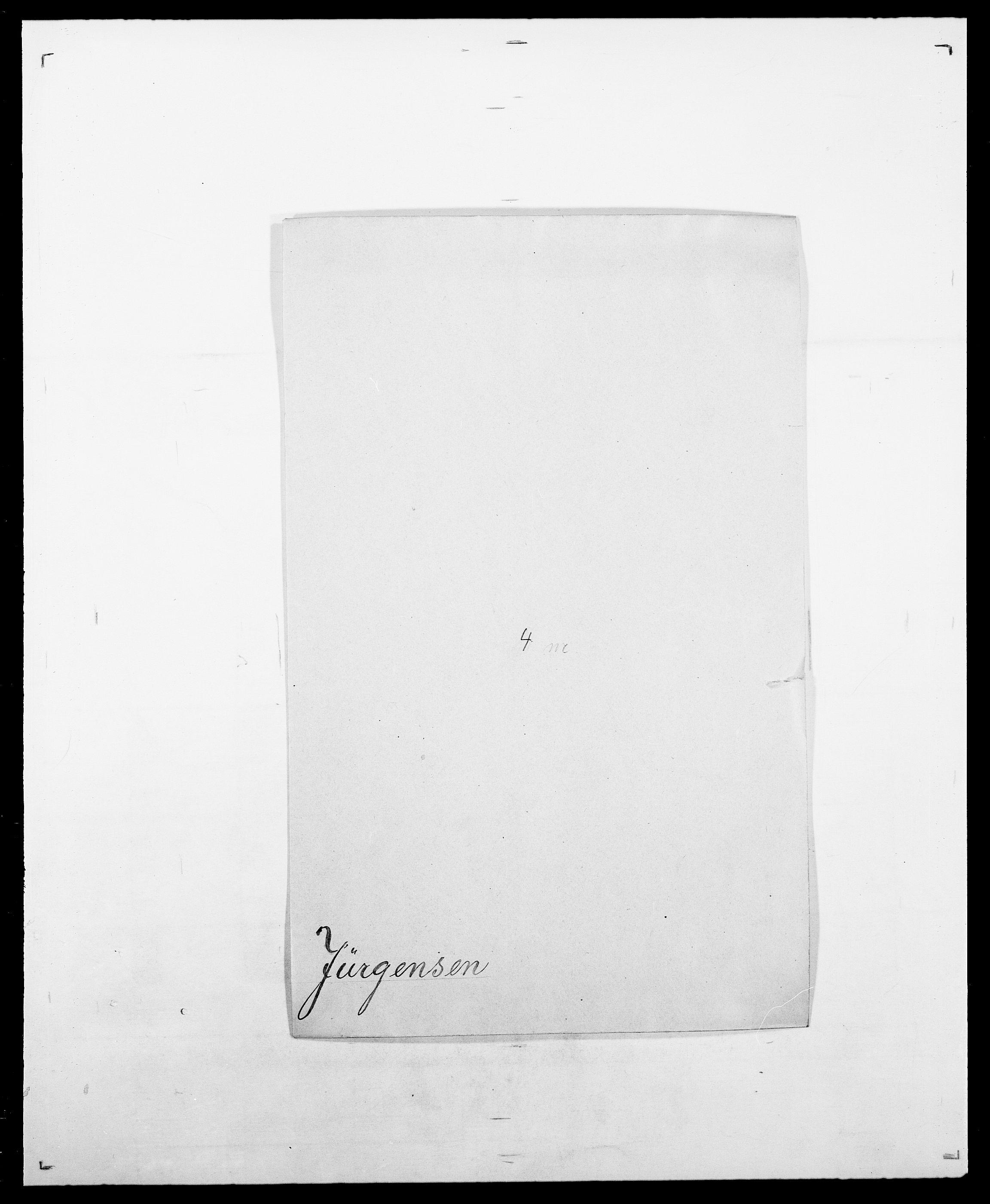SAO, Delgobe, Charles Antoine - samling, D/Da/L0020: Irgens - Kjøsterud, s. 236