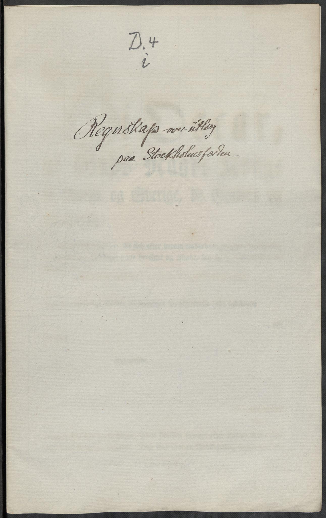 RA, Christie, Wilhelm Frimann Koren, F/L0004, 1814, s. 291
