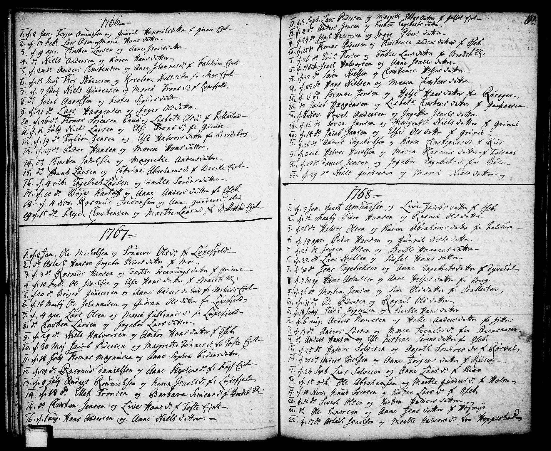 SAKO, Gjerpen kirkebøker, F/Fa/L0002: Ministerialbok nr. 2, 1747-1795, s. 193