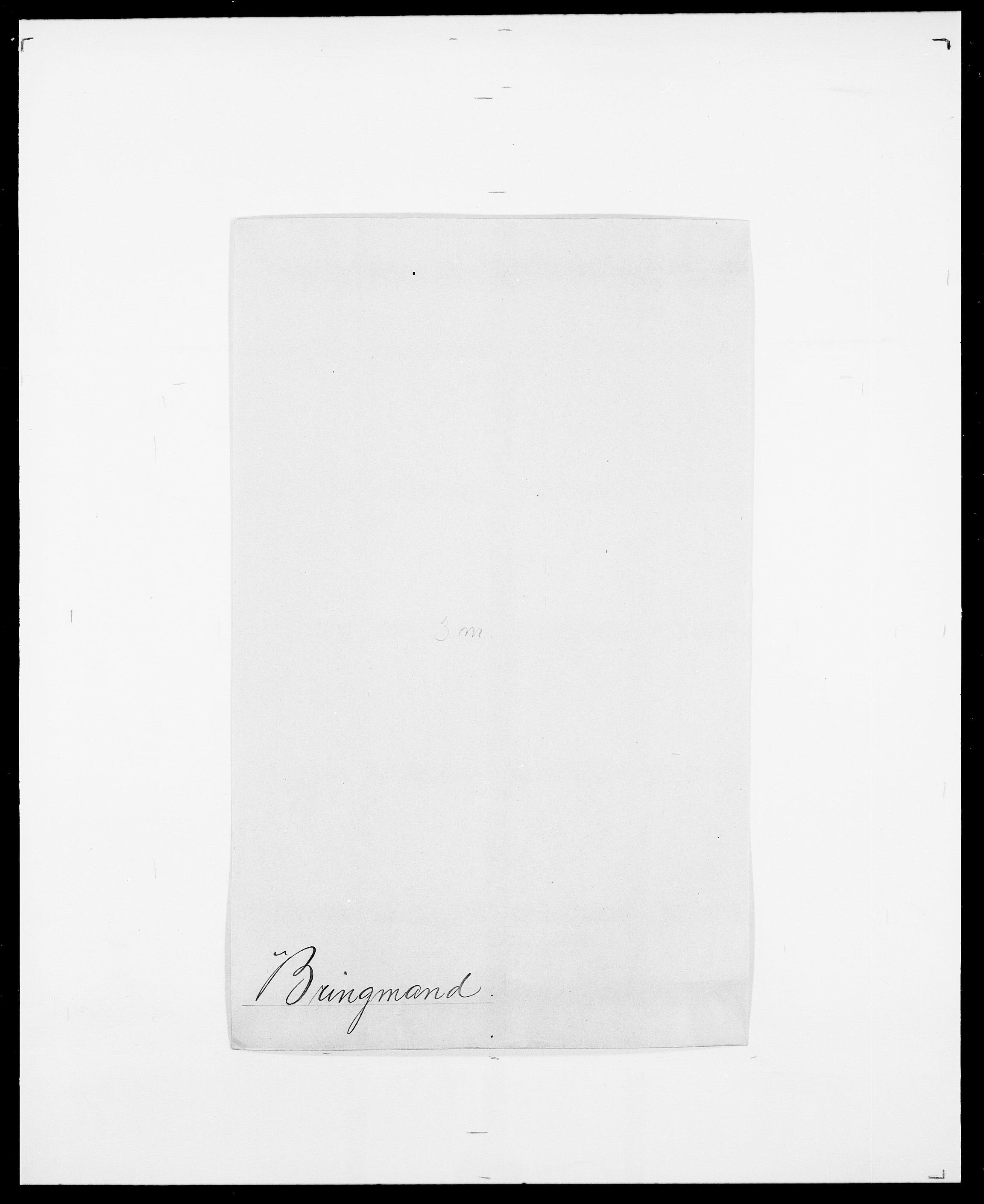 SAO, Delgobe, Charles Antoine - samling, D/Da/L0006: Brambani - Brønø, s. 394