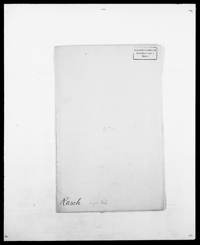 SAO, Delgobe, Charles Antoine - samling, D/Da/L0032: Rabakovsky - Rivertz, s. 134