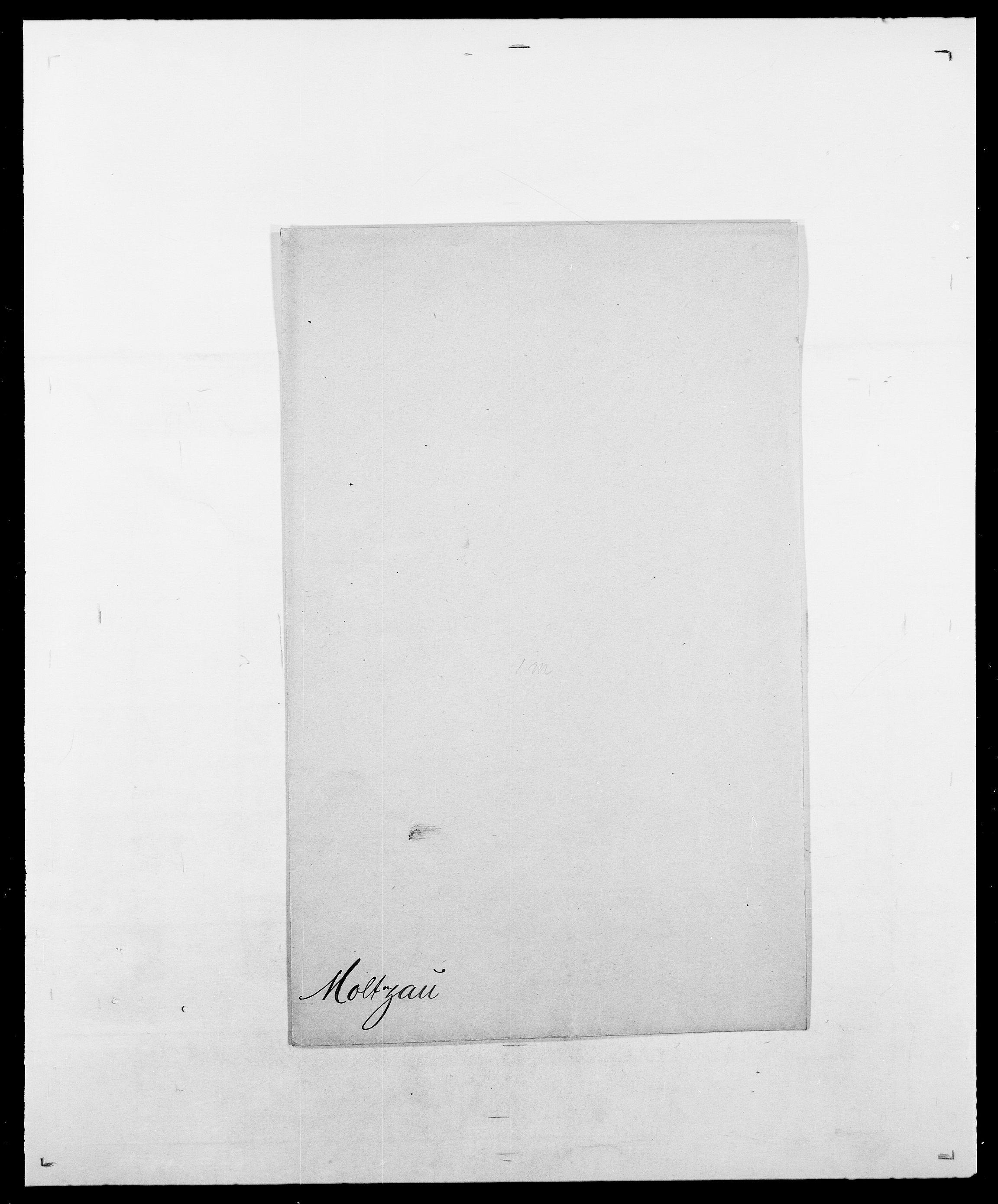 SAO, Delgobe, Charles Antoine - samling, D/Da/L0026: Mechelby - Montoppidan, s. 785