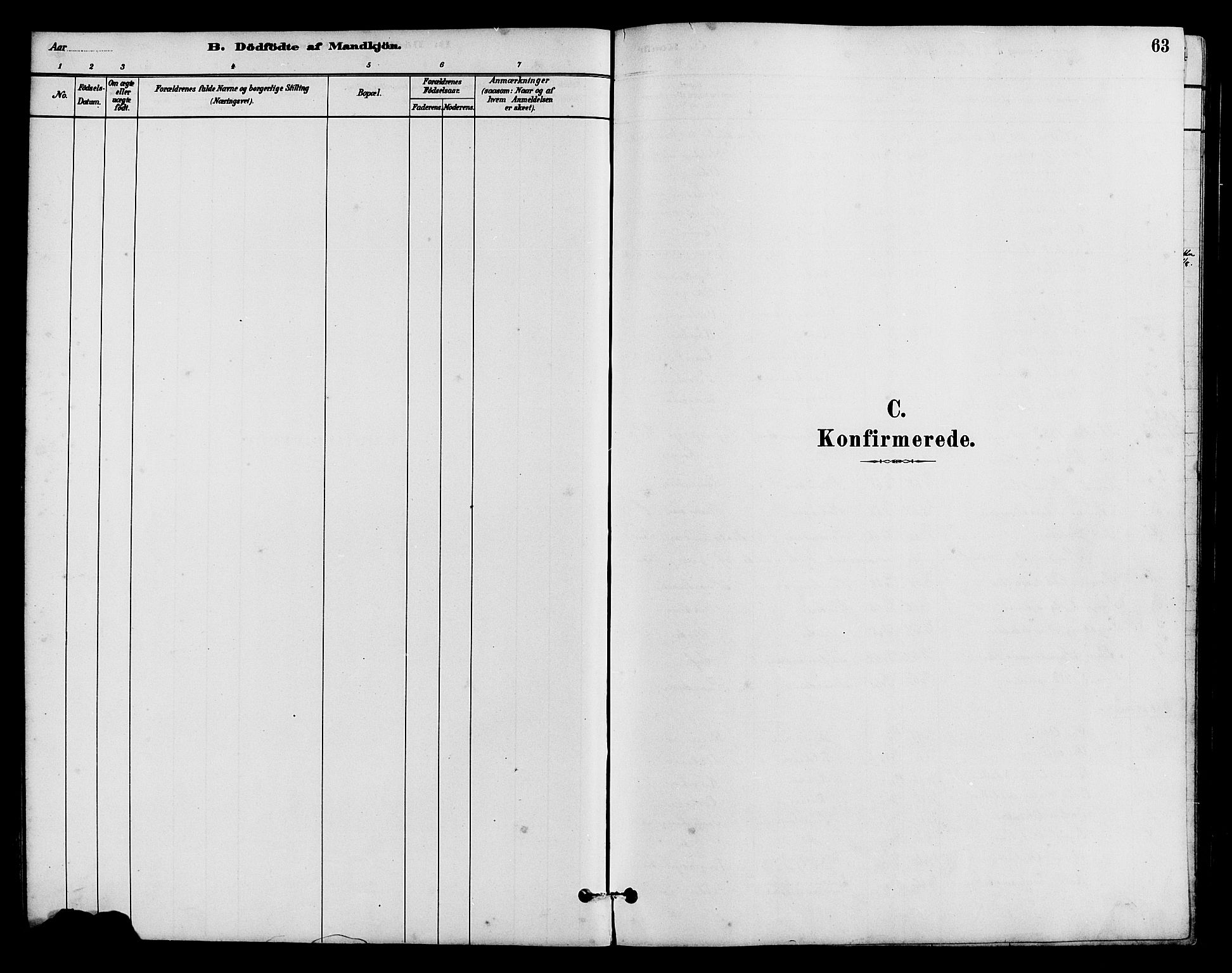 SAH, Vestre Slidre prestekontor, Klokkerbok nr. 5, 1881-1913, s. 63