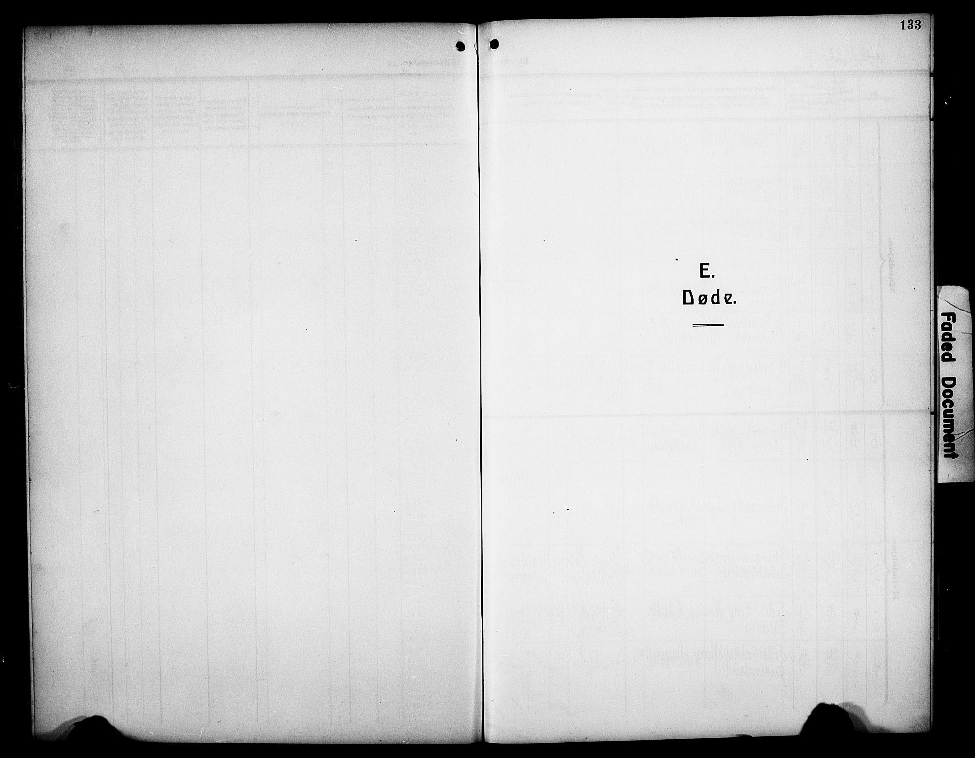 SAH, Øyer prestekontor, Klokkerbok nr. 7, 1913-1928, s. 133