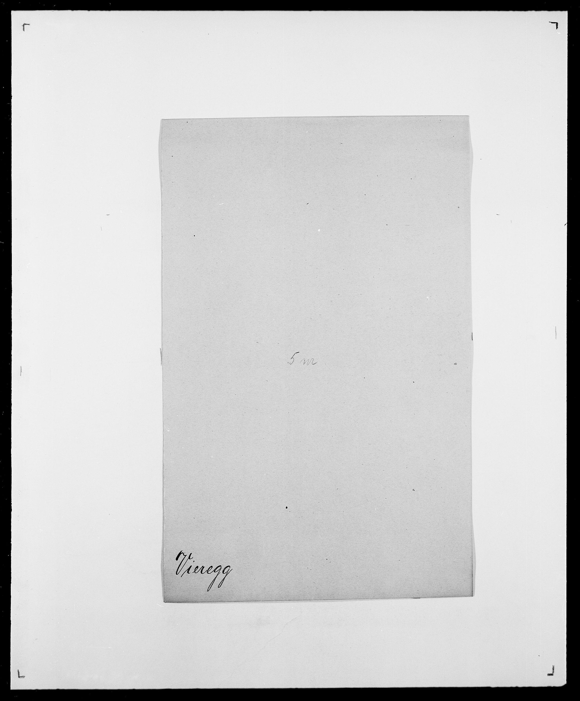 SAO, Delgobe, Charles Antoine - samling, D/Da/L0041: Vemmestad - Viker, s. 500