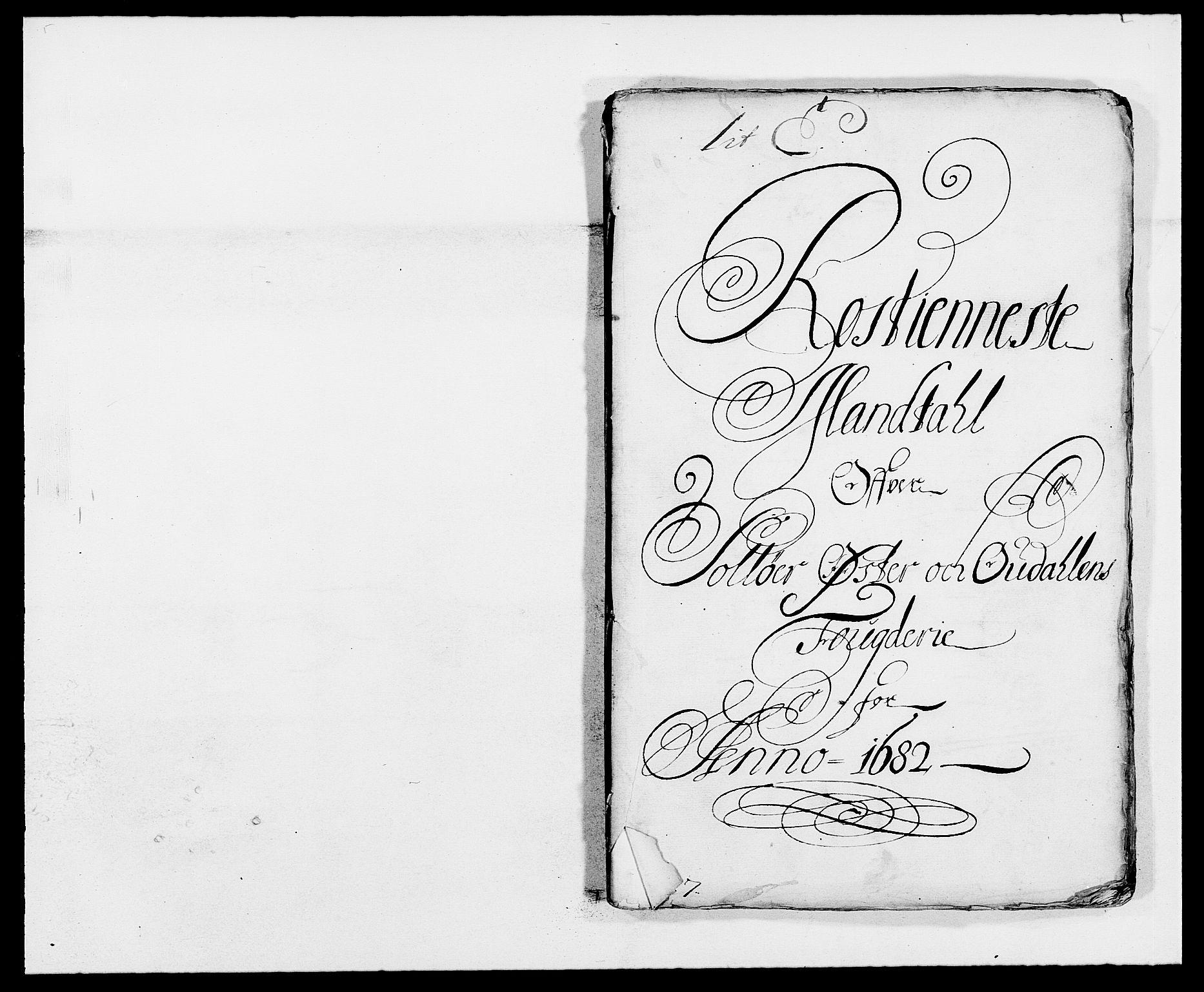 RA, Rentekammeret inntil 1814, Reviderte regnskaper, Fogderegnskap, R13/L0819: Fogderegnskap Solør, Odal og Østerdal, 1682, s. 218