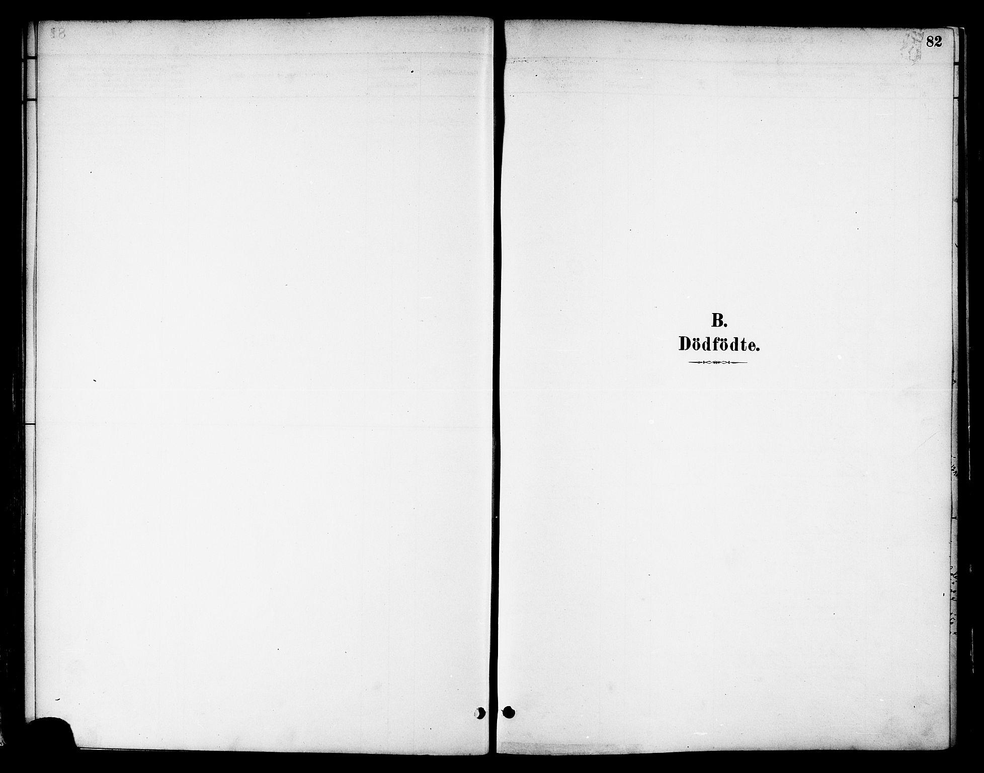 SAT, Ministerialprotokoller, klokkerbøker og fødselsregistre - Nord-Trøndelag, 739/L0371: Ministerialbok nr. 739A03, 1881-1895, s. 82