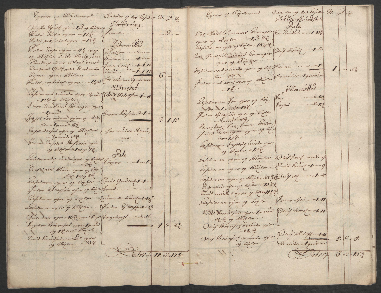 RA, Rentekammeret inntil 1814, Reviderte regnskaper, Fogderegnskap, R55/L3651: Fogderegnskap Romsdal, 1693-1694, s. 28