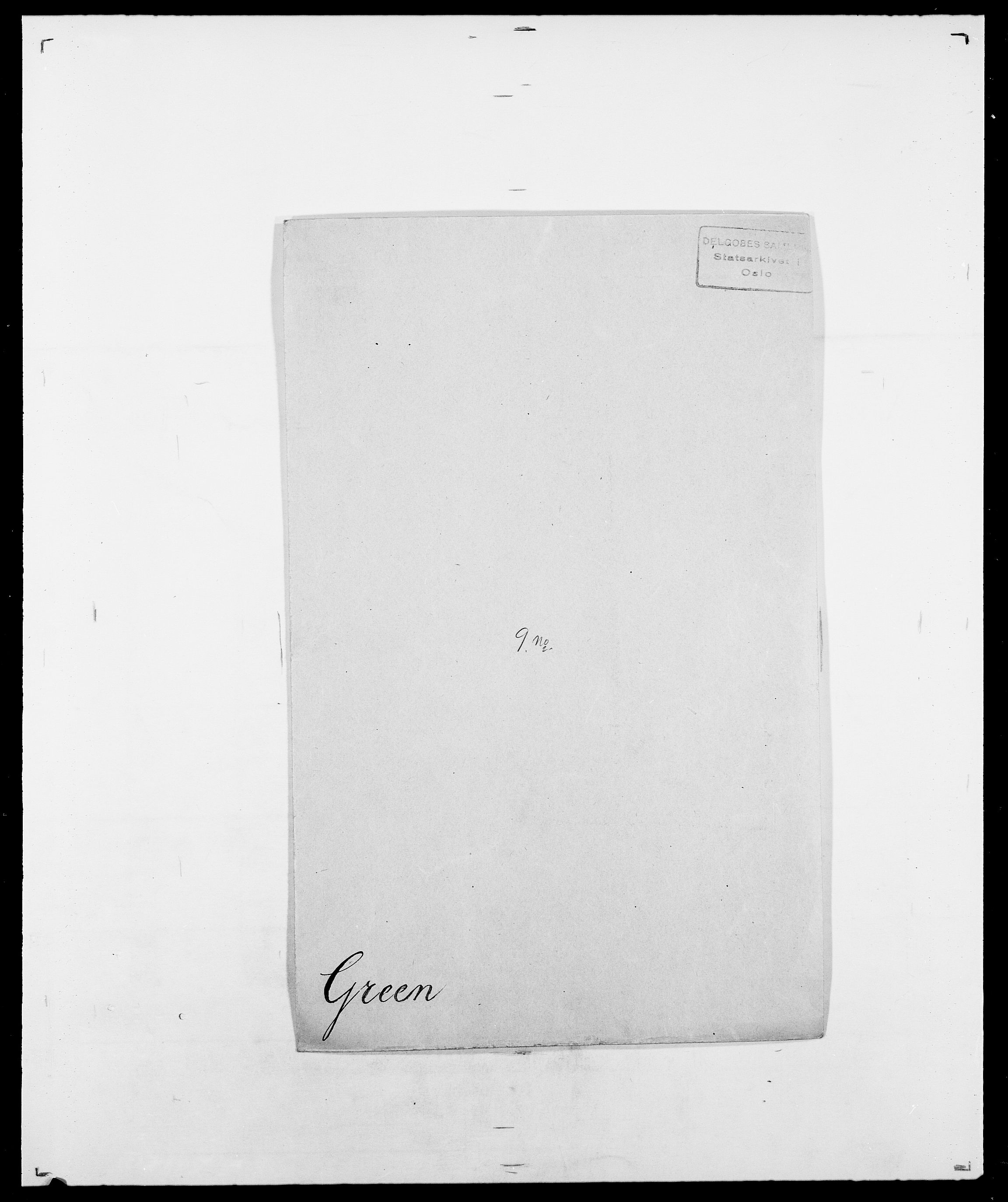 SAO, Delgobe, Charles Antoine - samling, D/Da/L0014: Giebdhausen - Grip, s. 569