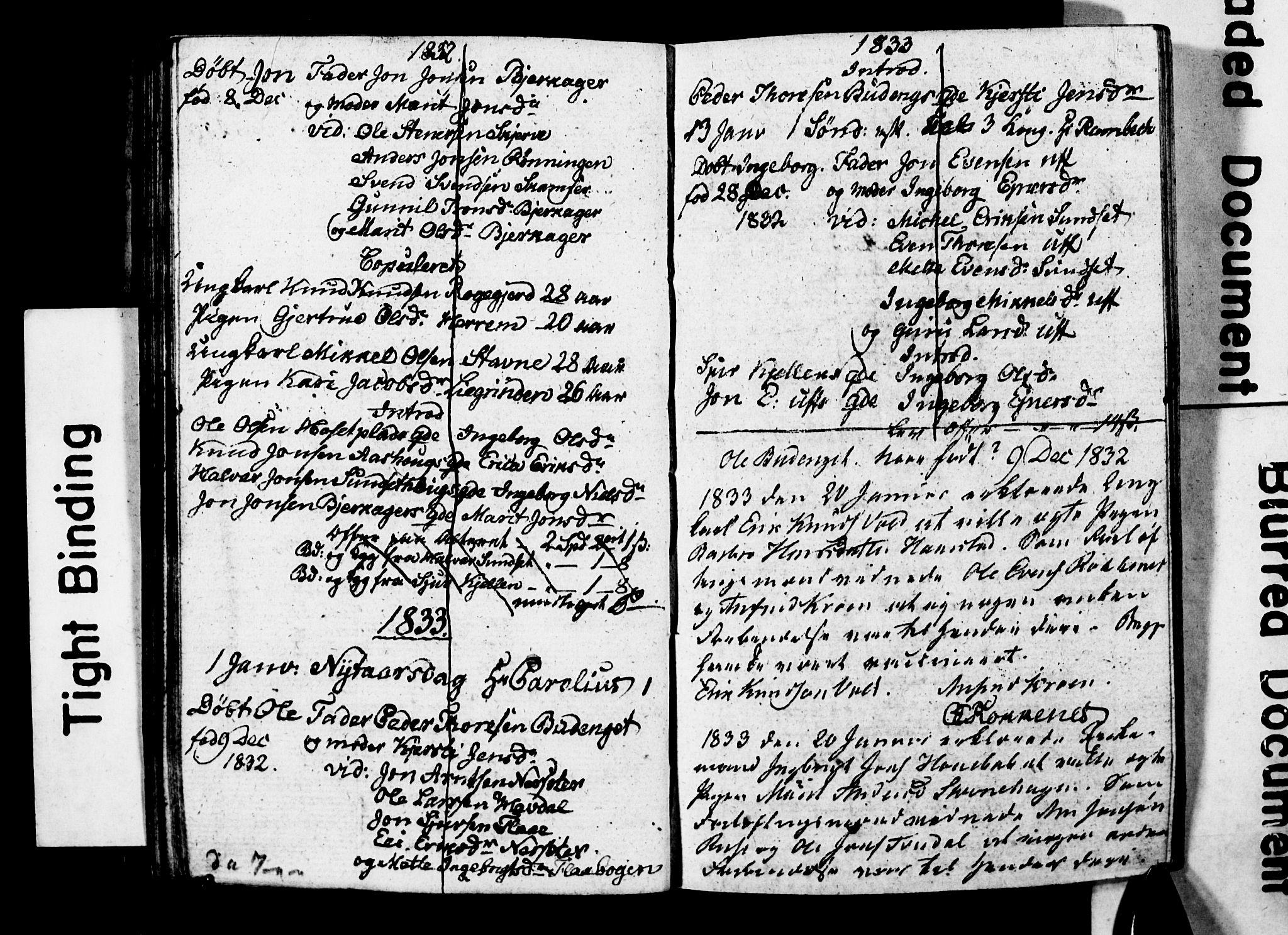 SAT, Ministerialprotokoller, klokkerbøker og fødselsregistre - Sør-Trøndelag, 674/L0884: Klokkerbok nr. 674C11, 1829-1836