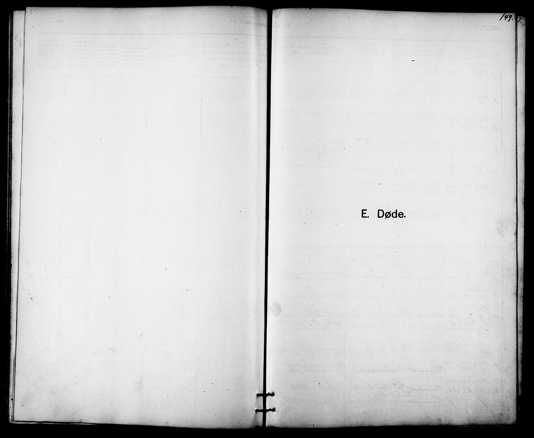 SAT, Ministerialprotokoller, klokkerbøker og fødselsregistre - Sør-Trøndelag, 613/L0395: Klokkerbok nr. 613C03, 1887-1909, s. 149