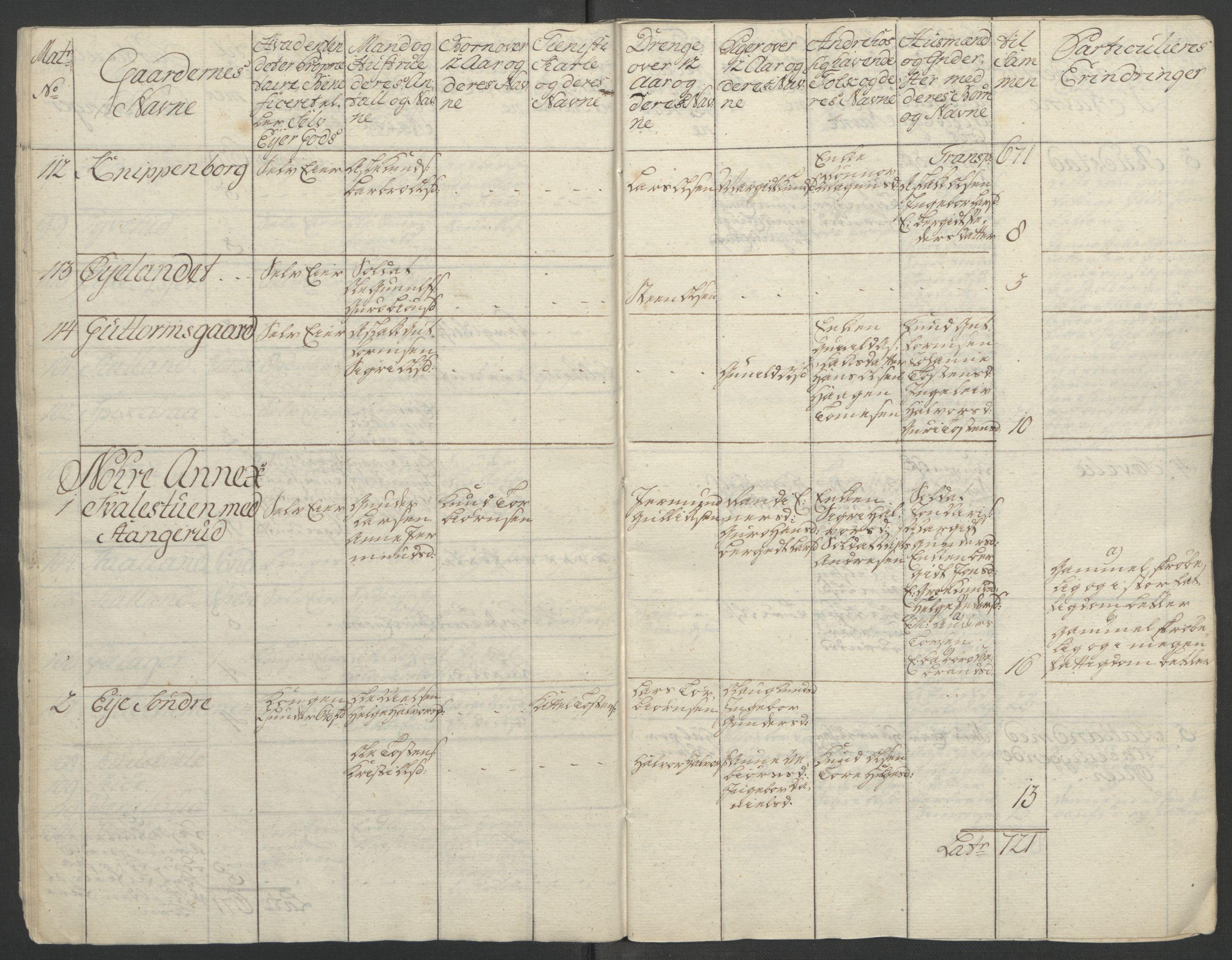 RA, Rentekammeret inntil 1814, Reviderte regnskaper, Fogderegnskap, R24/L1672: Ekstraskatten Numedal og Sandsvær, 1762-1767, s. 27