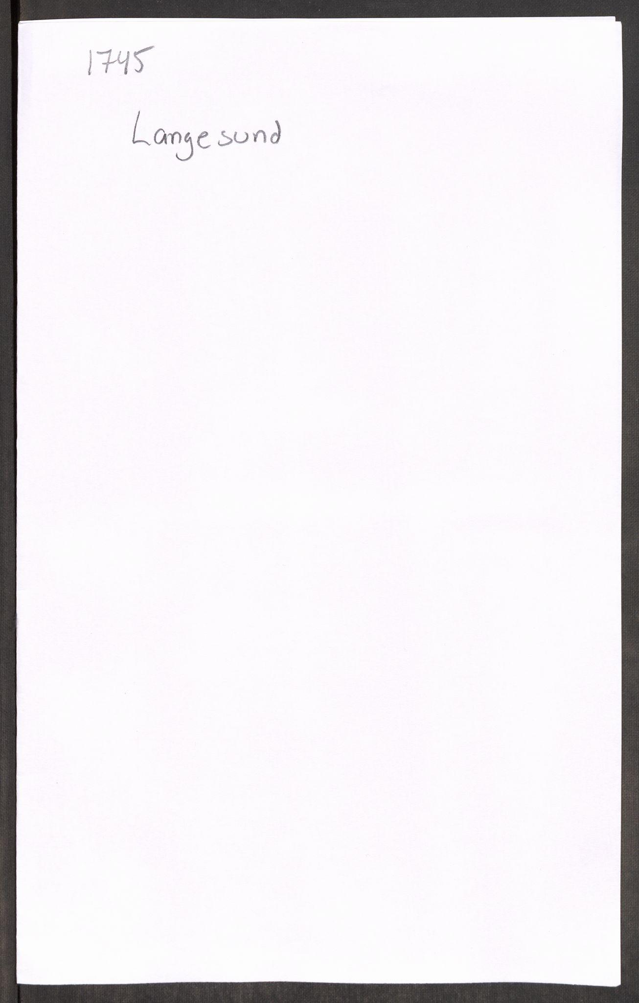 RA, Rentekammeret inntil 1814, Realistisk ordnet avdeling, Oe/L0003: [Ø1]: Priskuranter, 1745-1748, s. 119