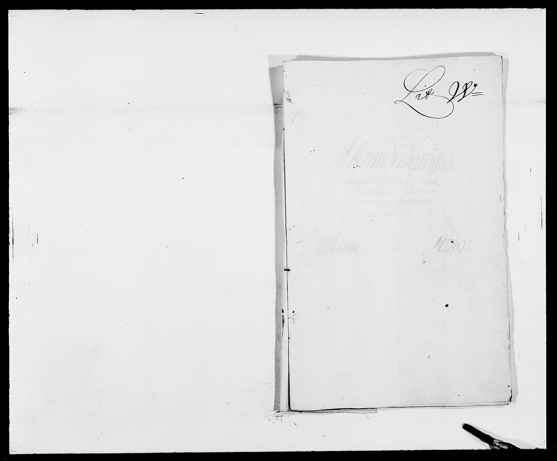 RA, Rentekammeret inntil 1814, Reviderte regnskaper, Fogderegnskap, R34/L2050: Fogderegnskap Bamble, 1688-1691, s. 382