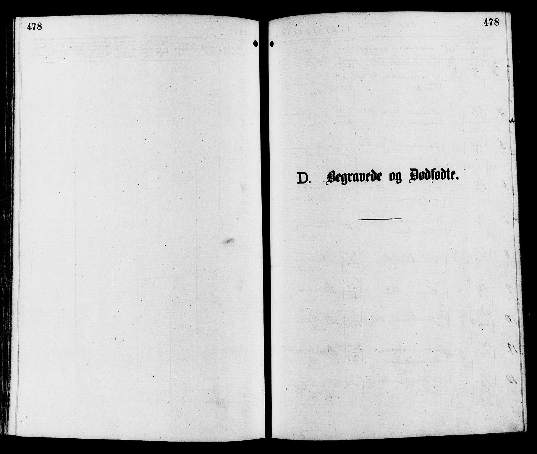 SAH, Sør-Aurdal prestekontor, Ministerialbok nr. 8, 1877-1885, s. 478