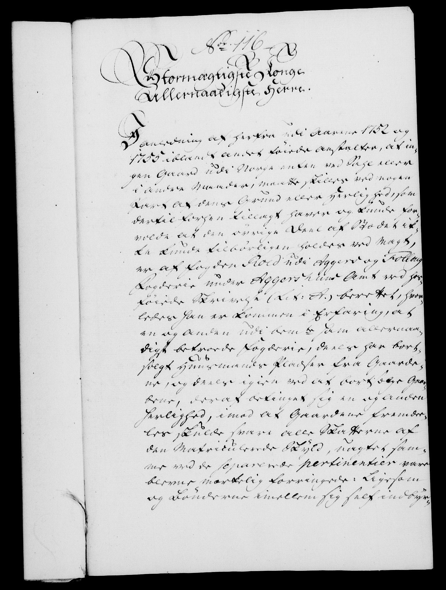 RA, Rentekammeret, Kammerkanselliet, G/Gf/Gfa/L0046: Norsk relasjons- og resolusjonsprotokoll (merket RK 52.46), 1764, s. 465
