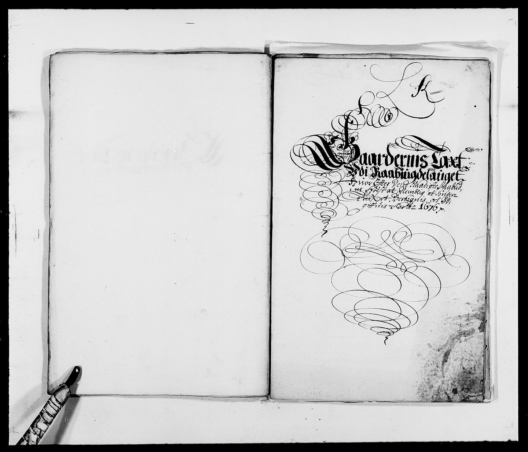 RA, Rentekammeret inntil 1814, Reviderte regnskaper, Fogderegnskap, R40/L2434: Fogderegnskap Råbyggelag, 1675-1676, s. 376
