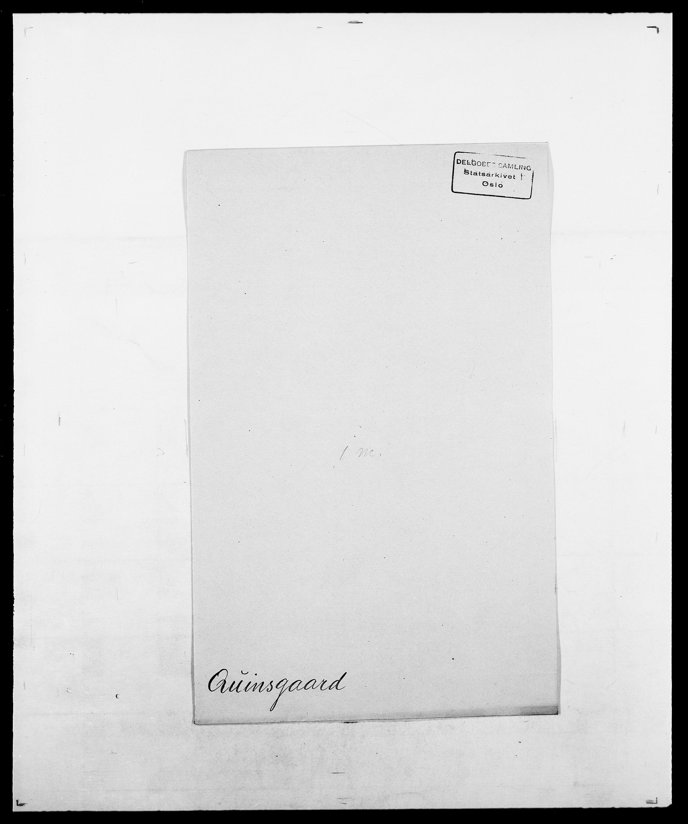 SAO, Delgobe, Charles Antoine - samling, D/Da/L0031: de Place - Raaum, s. 482
