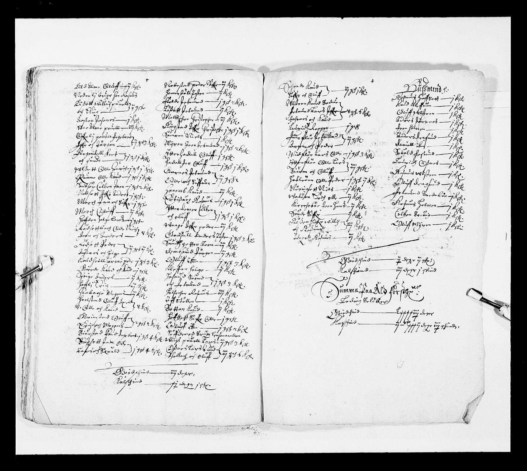 RA, Stattholderembetet 1572-1771, Ek/L0025: Jordebøker 1633-1658:, 1645-1646, s. 260
