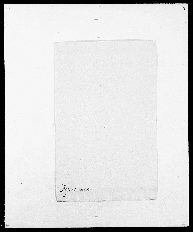SAO, Delgobe, Charles Antoine - samling, D/Da/L0019: van der Hude - Joys, s. 755