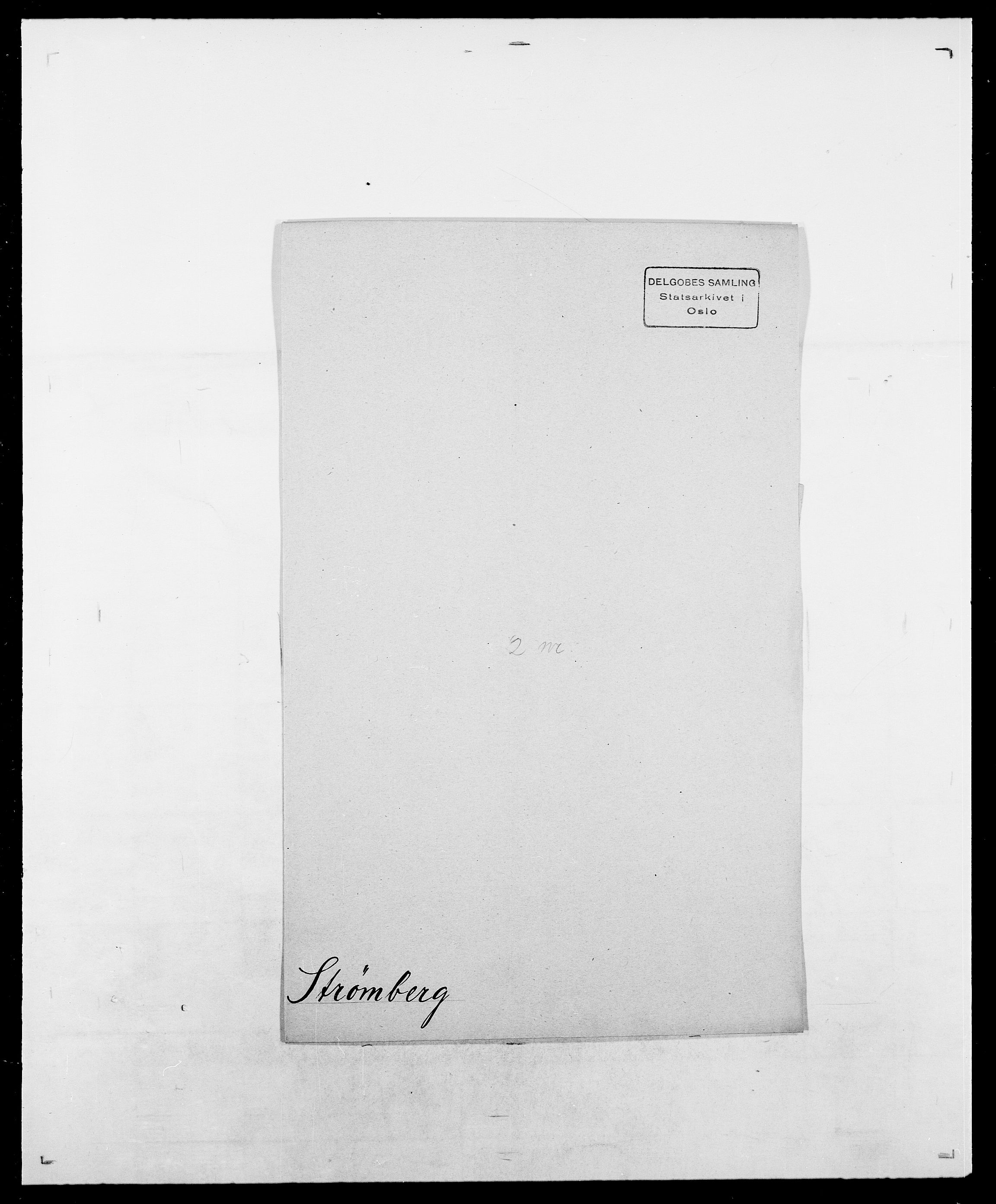 SAO, Delgobe, Charles Antoine - samling, D/Da/L0037: Steen, Sthen, Stein - Svare, Svanige, Svanne, se også Svanning og Schwane, s. 695