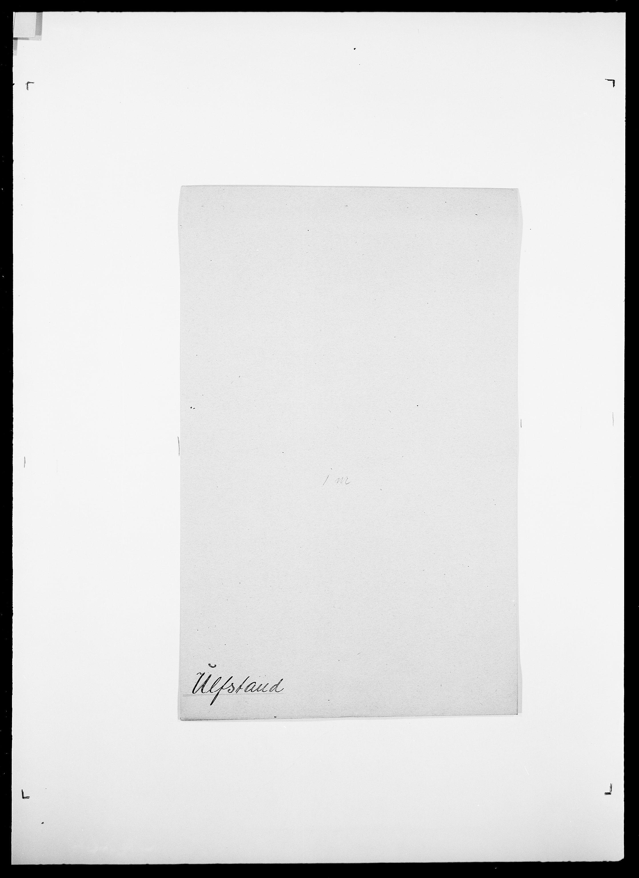 SAO, Delgobe, Charles Antoine - samling, D/Da/L0039: Thorsen - Urup, s. 663