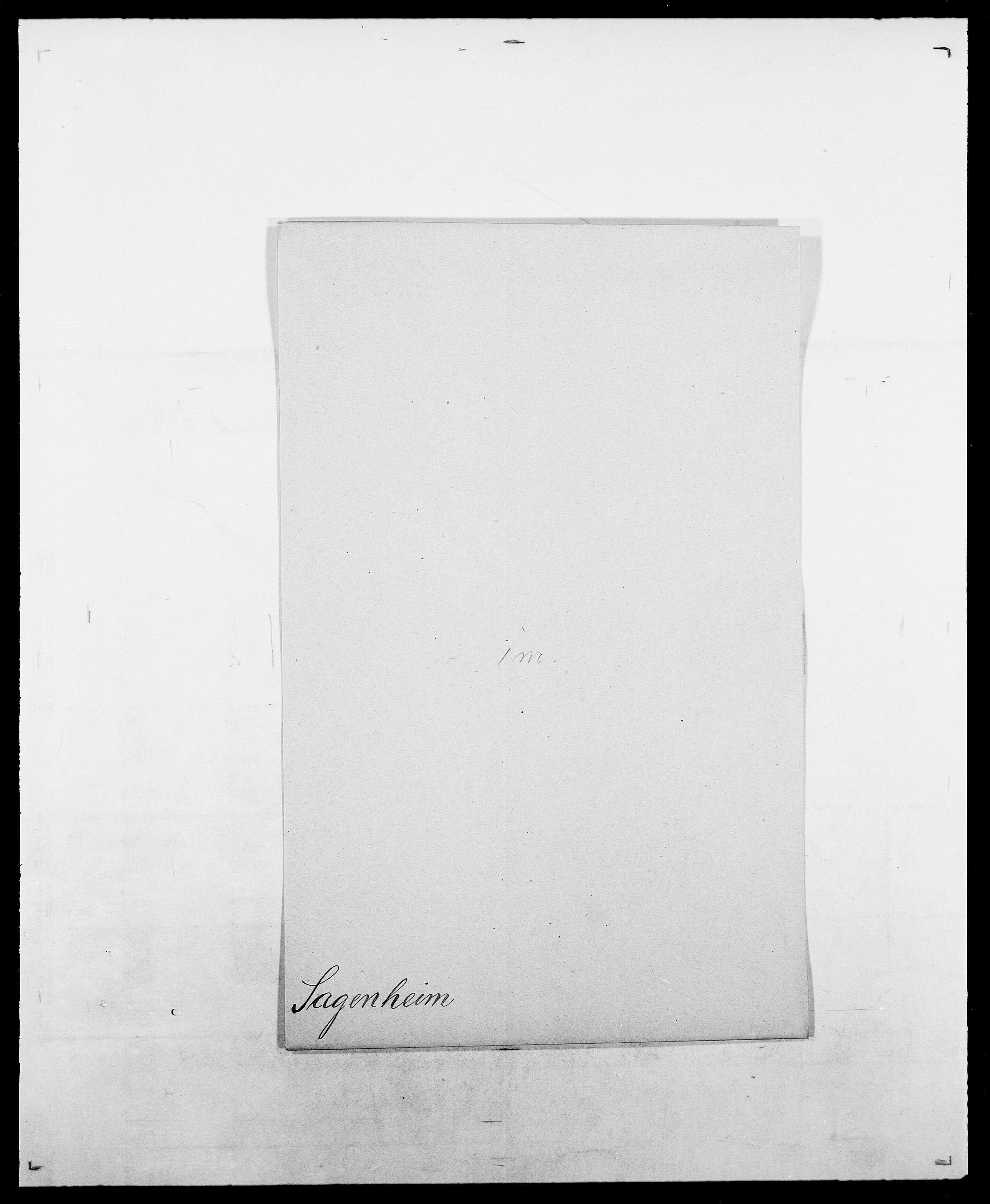 SAO, Delgobe, Charles Antoine - samling, D/Da/L0034: Saabye - Schmincke, s. 32