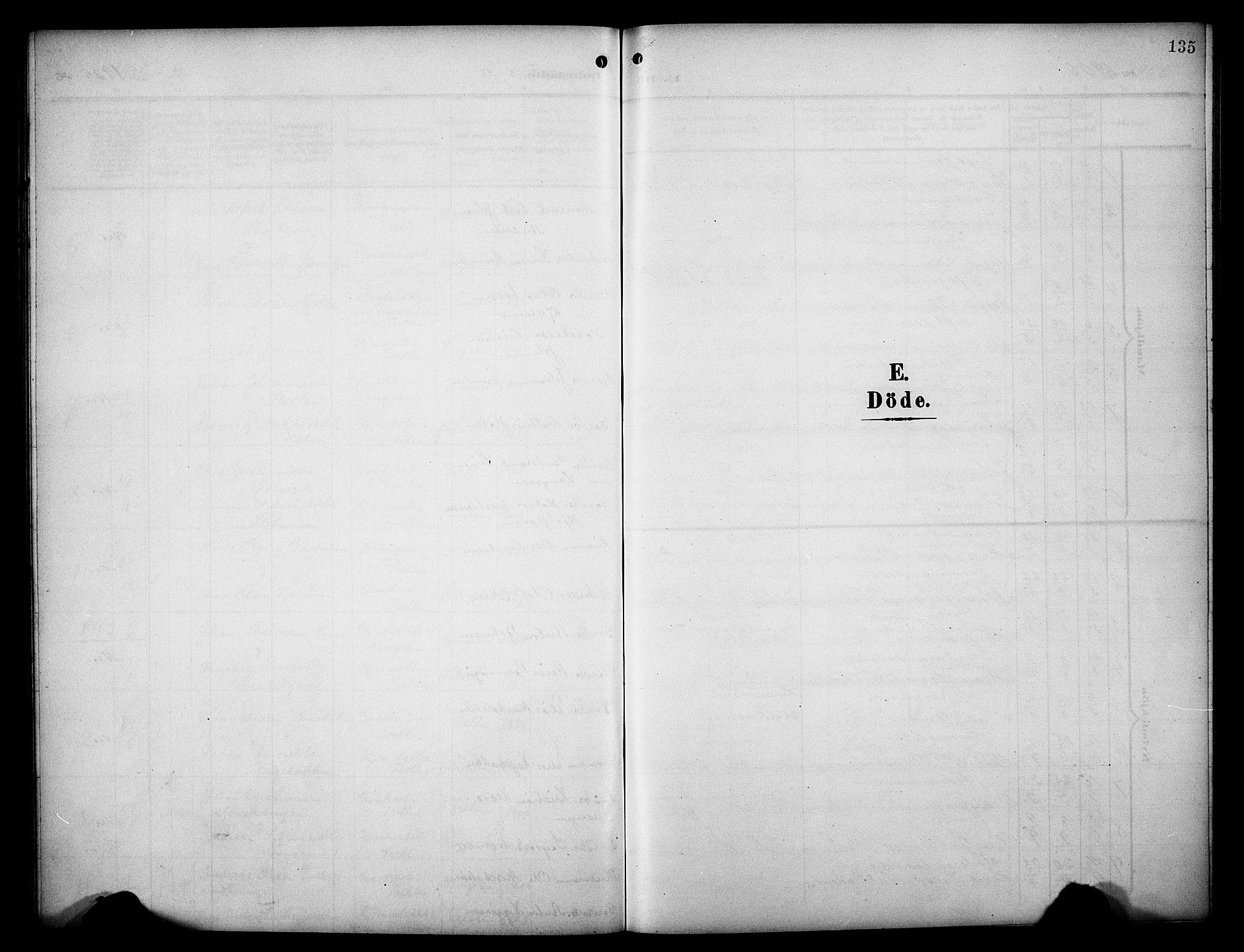 SAH, Øyer prestekontor, Klokkerbok nr. 6, 1906-1929, s. 135