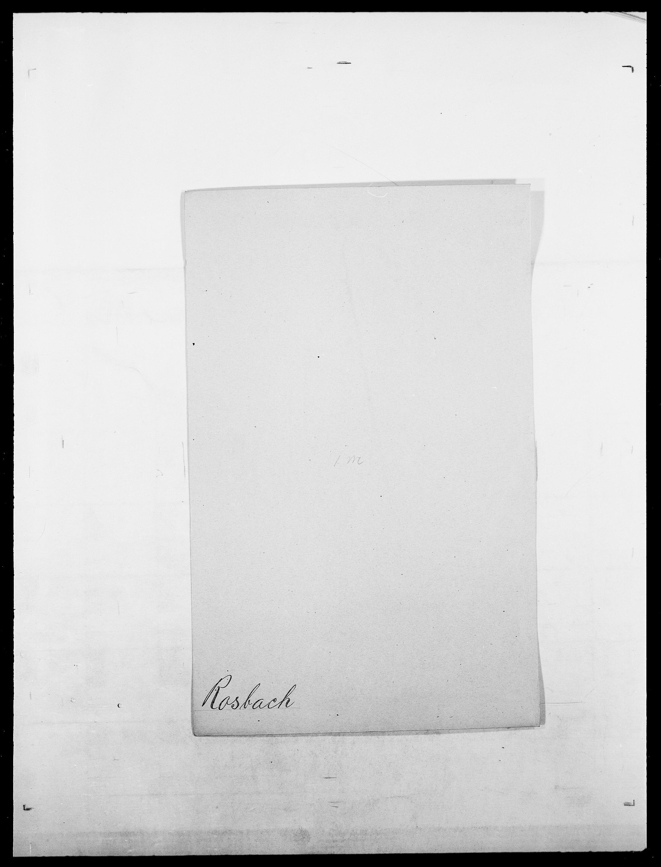 SAO, Delgobe, Charles Antoine - samling, D/Da/L0033: Roald - Røyem, s. 182