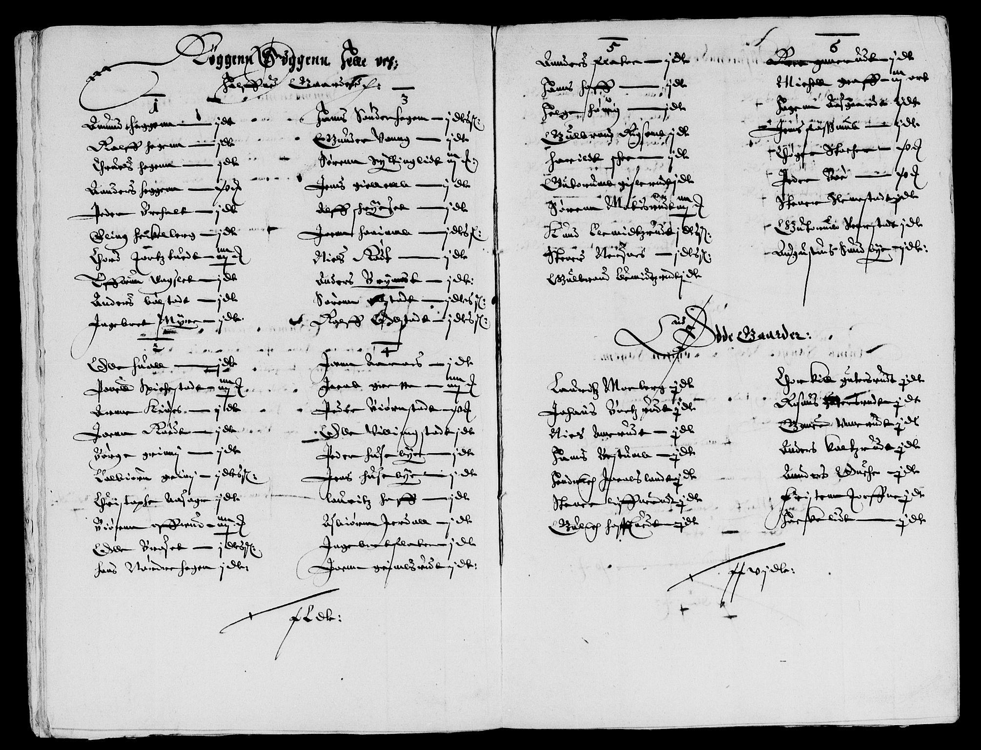 RA, Rentekammeret inntil 1814, Reviderte regnskaper, Lensregnskaper, R/Rb/Rba/L0120: Akershus len, 1634-1635
